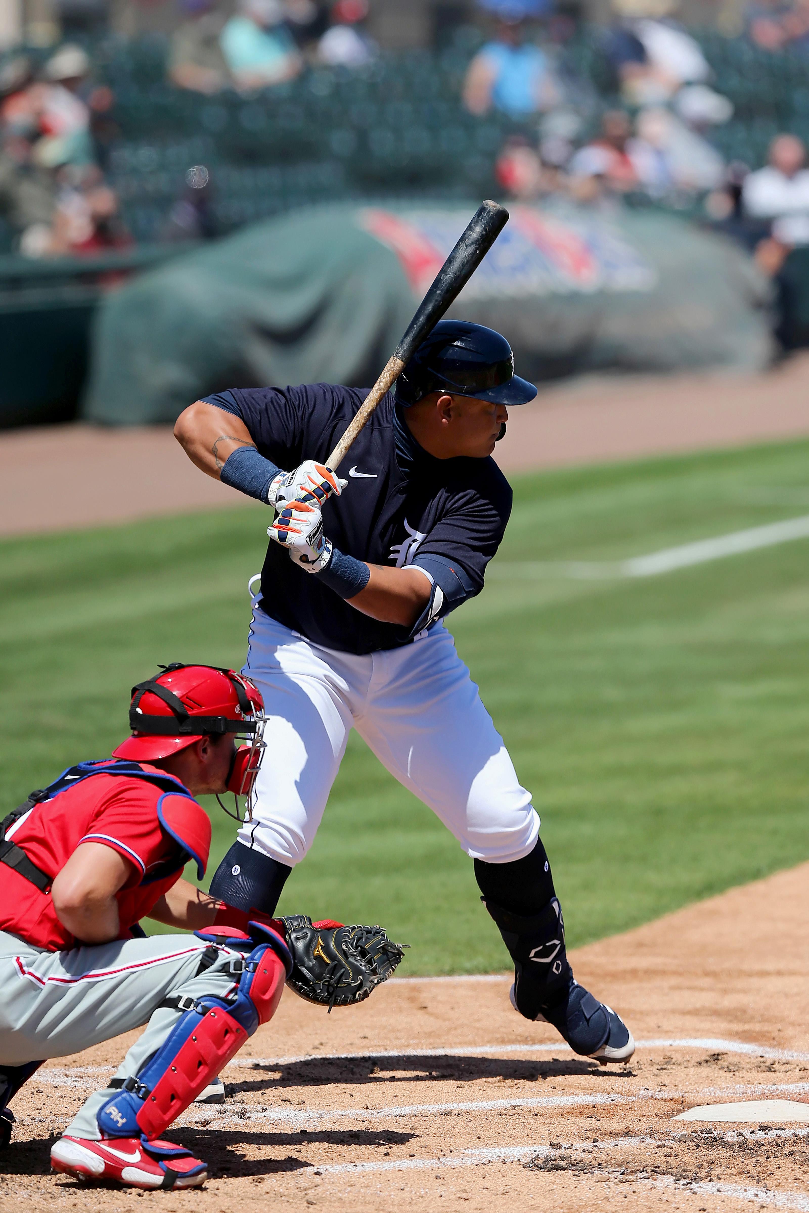 MLB: MAR 24 Phillies at Tigers