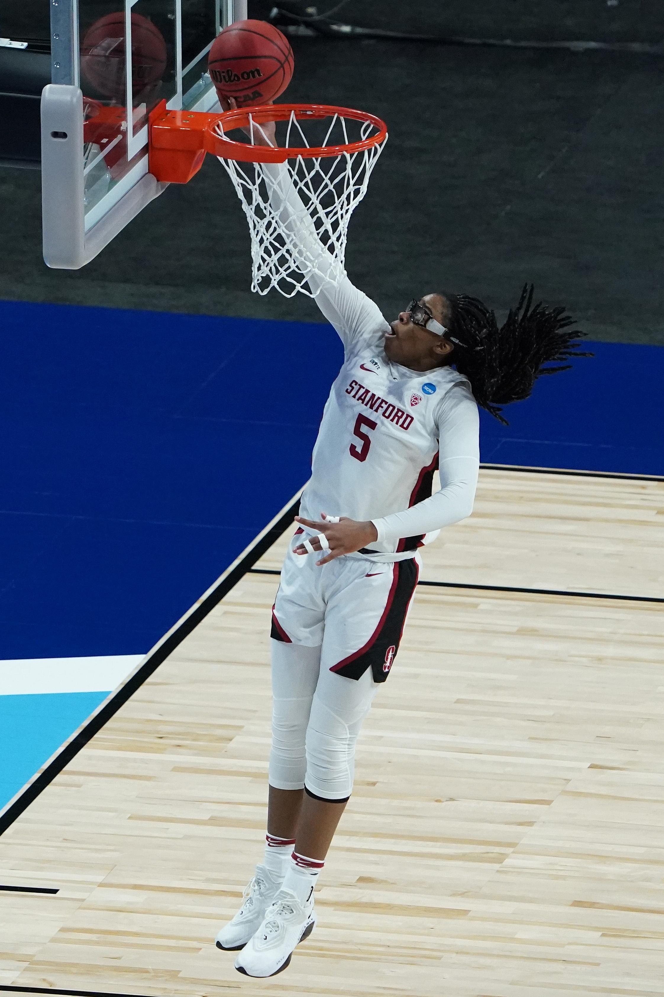 NCAA Womens Basketball: Sweet Sixteen-Missouri St. at Stanford
