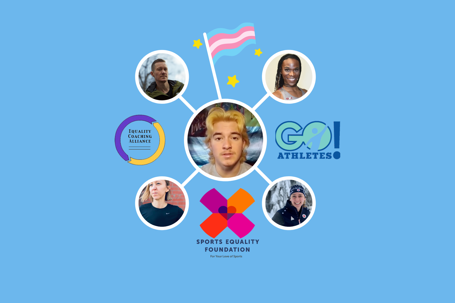 Trans and cis athletes discuss inclusion
