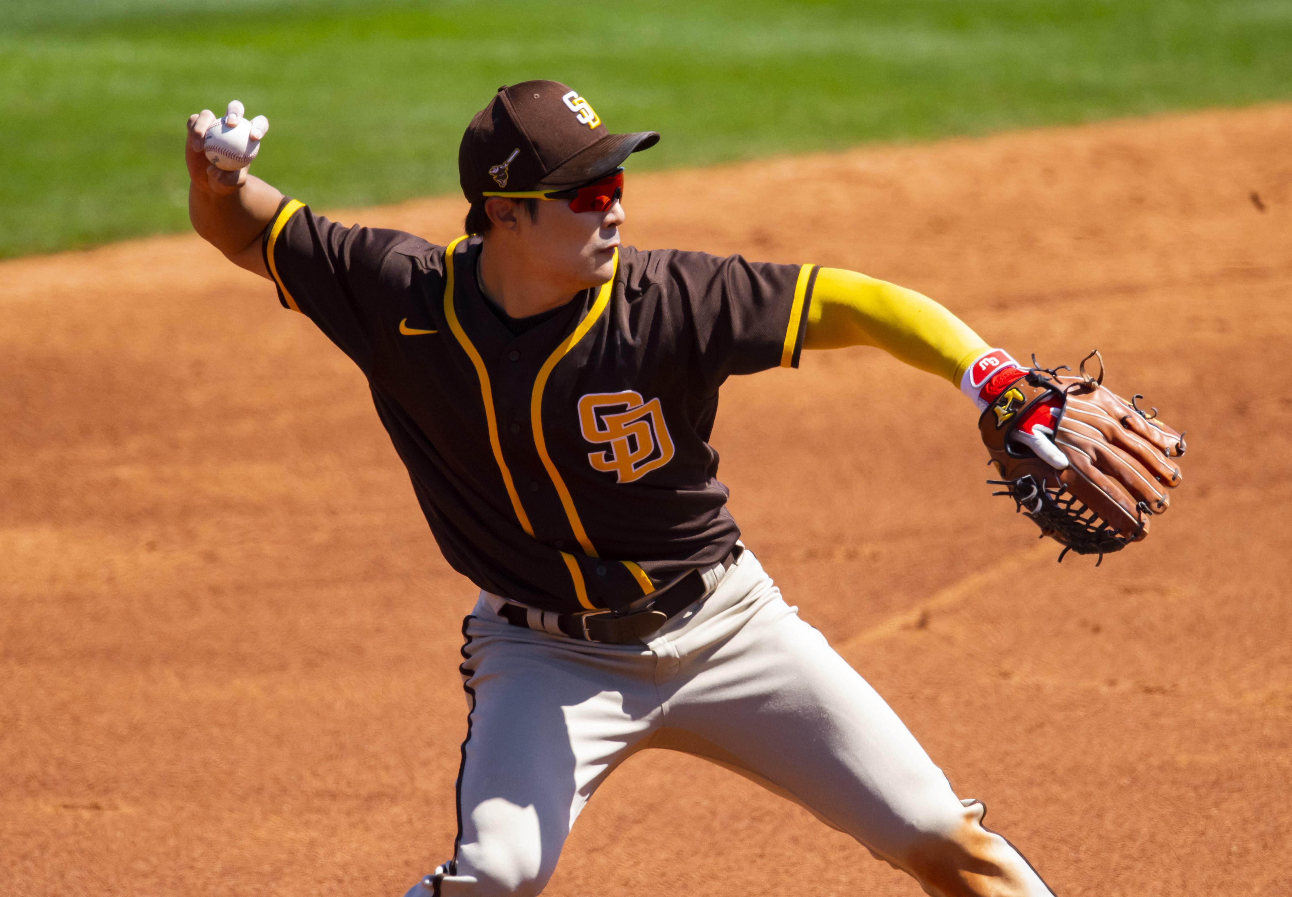 MLB: San Diego Padres at Los Angeles Angels