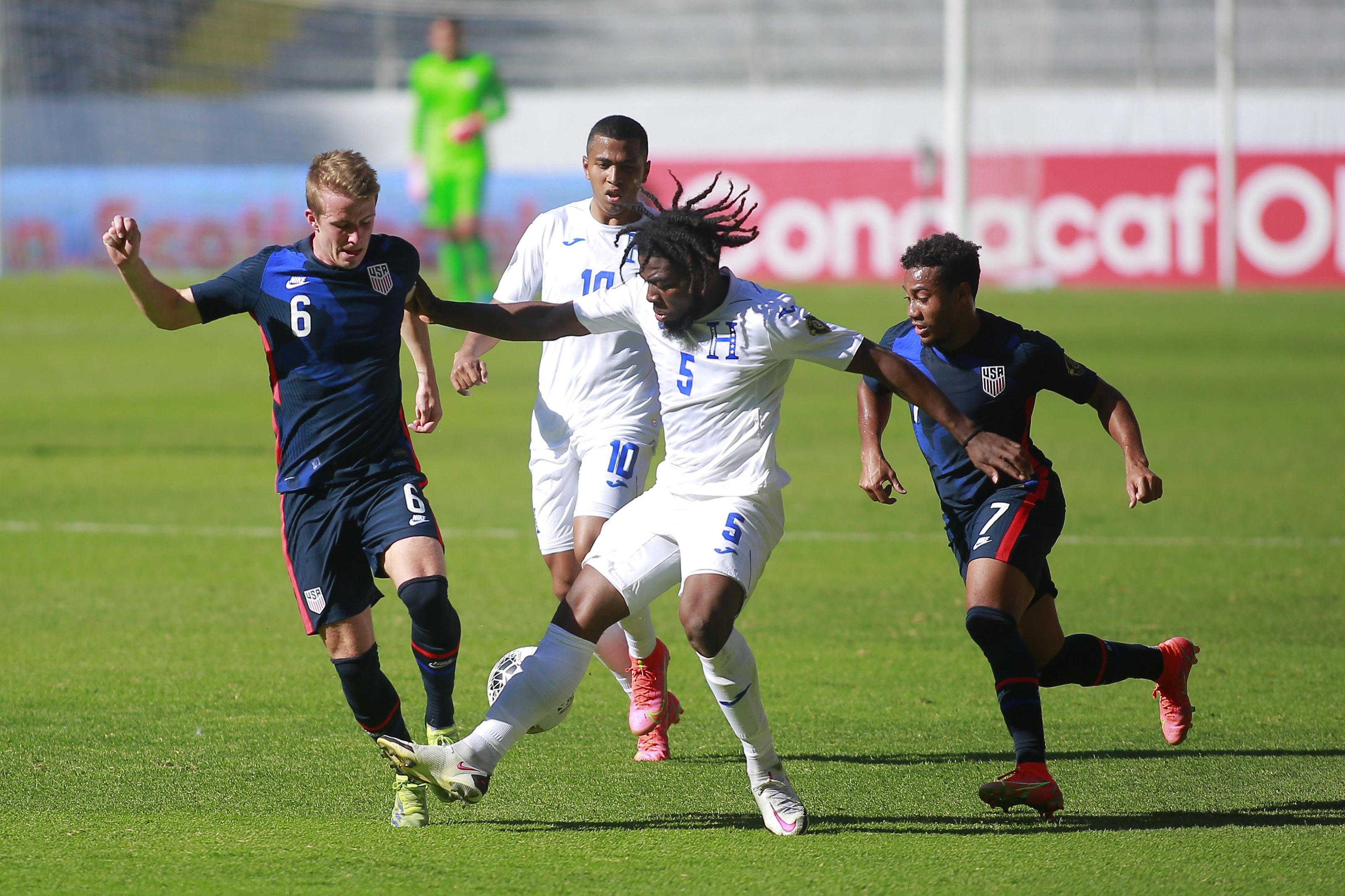 Honduras v USA - 2020 Concacaf Men's Olympic Qualifying Semifinals