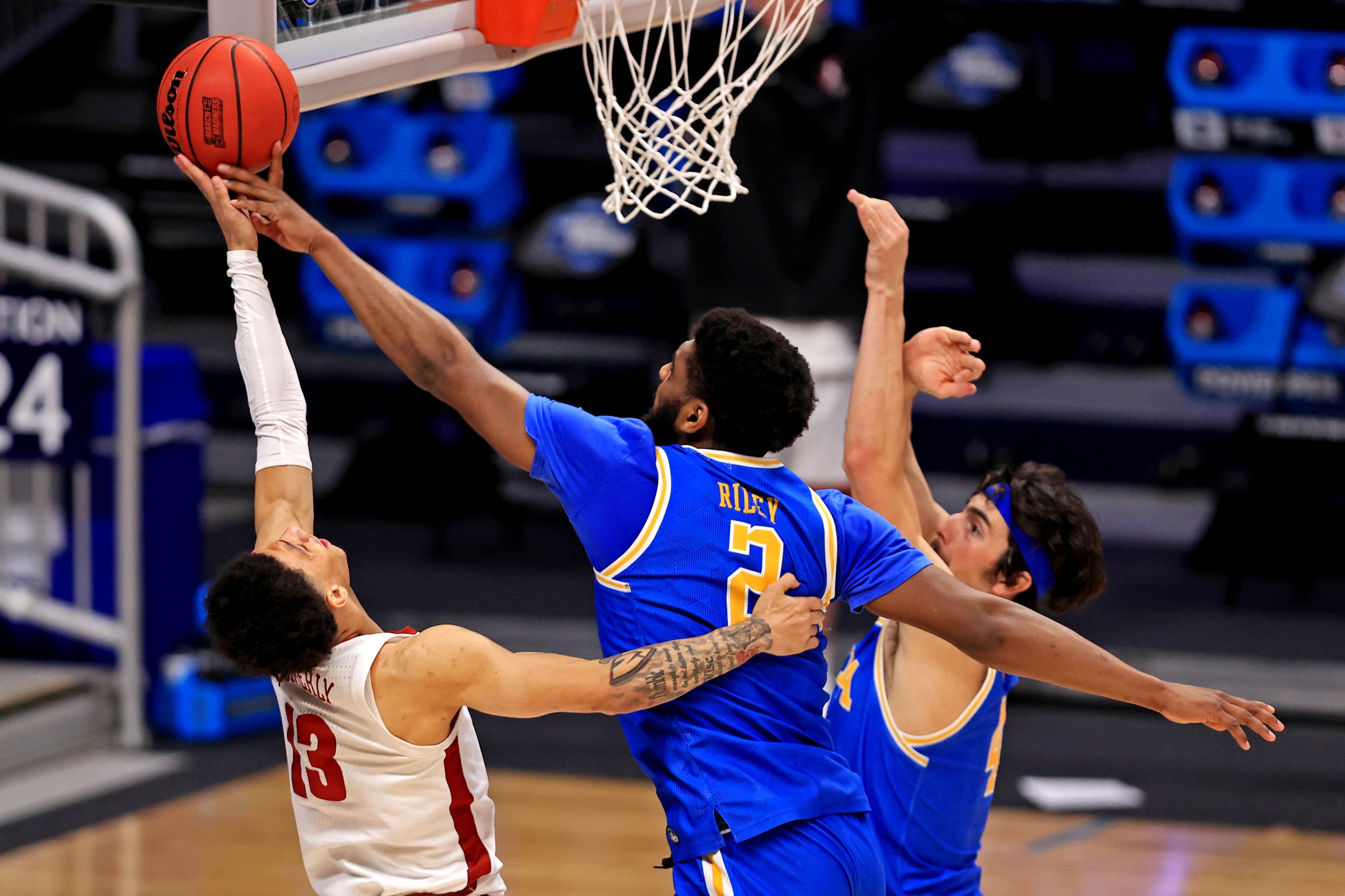 NCAA Basketball: NCAA Tournament-UCLA at Alabama