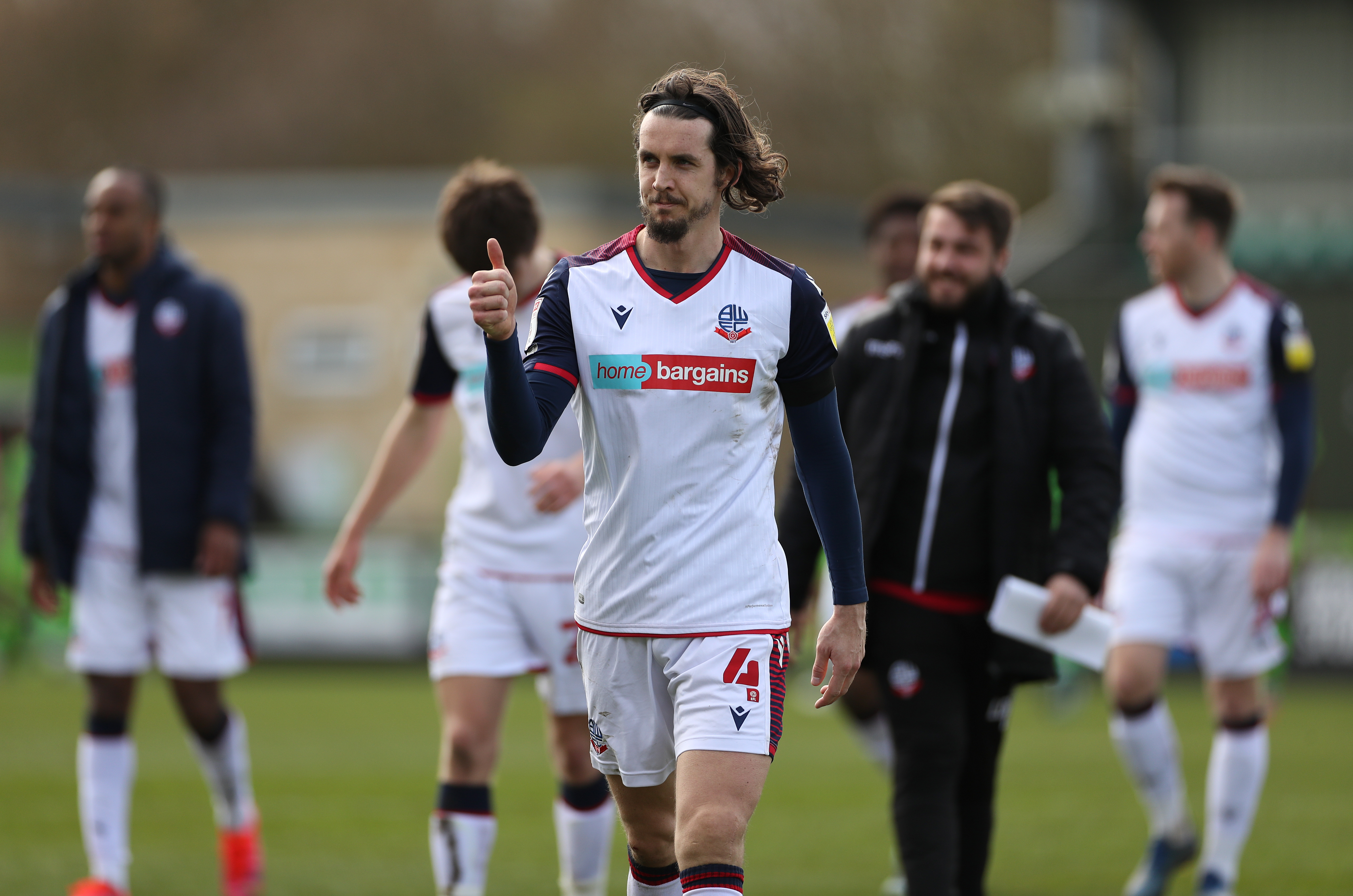 Forest Green Rovers v Bolton Wanderers - Sky Bet League Two - The New Lawn