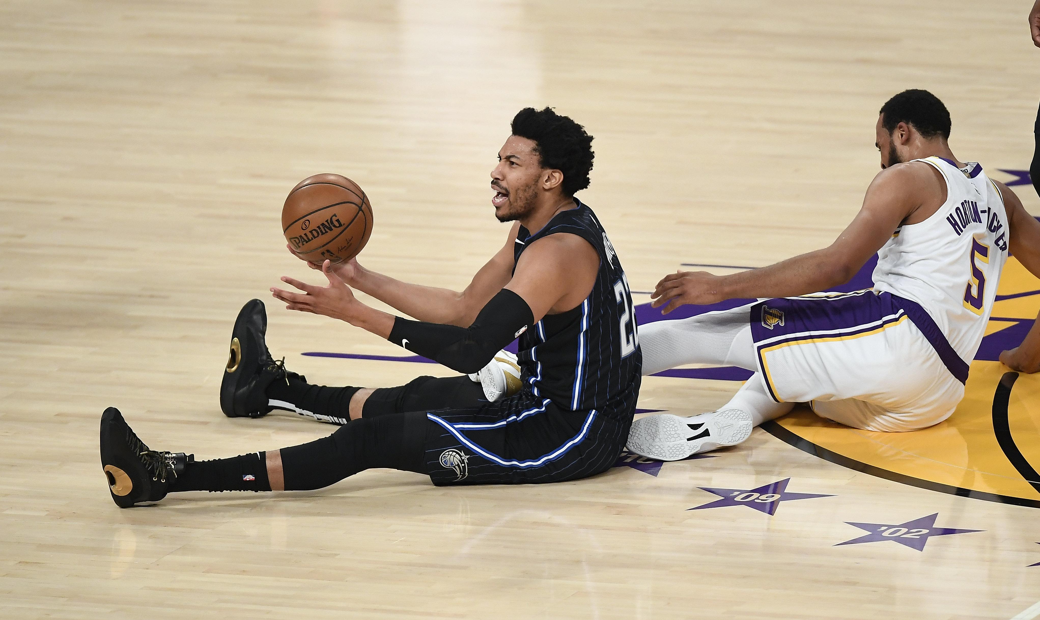 Orlando Magic v Los Angeles Lakers