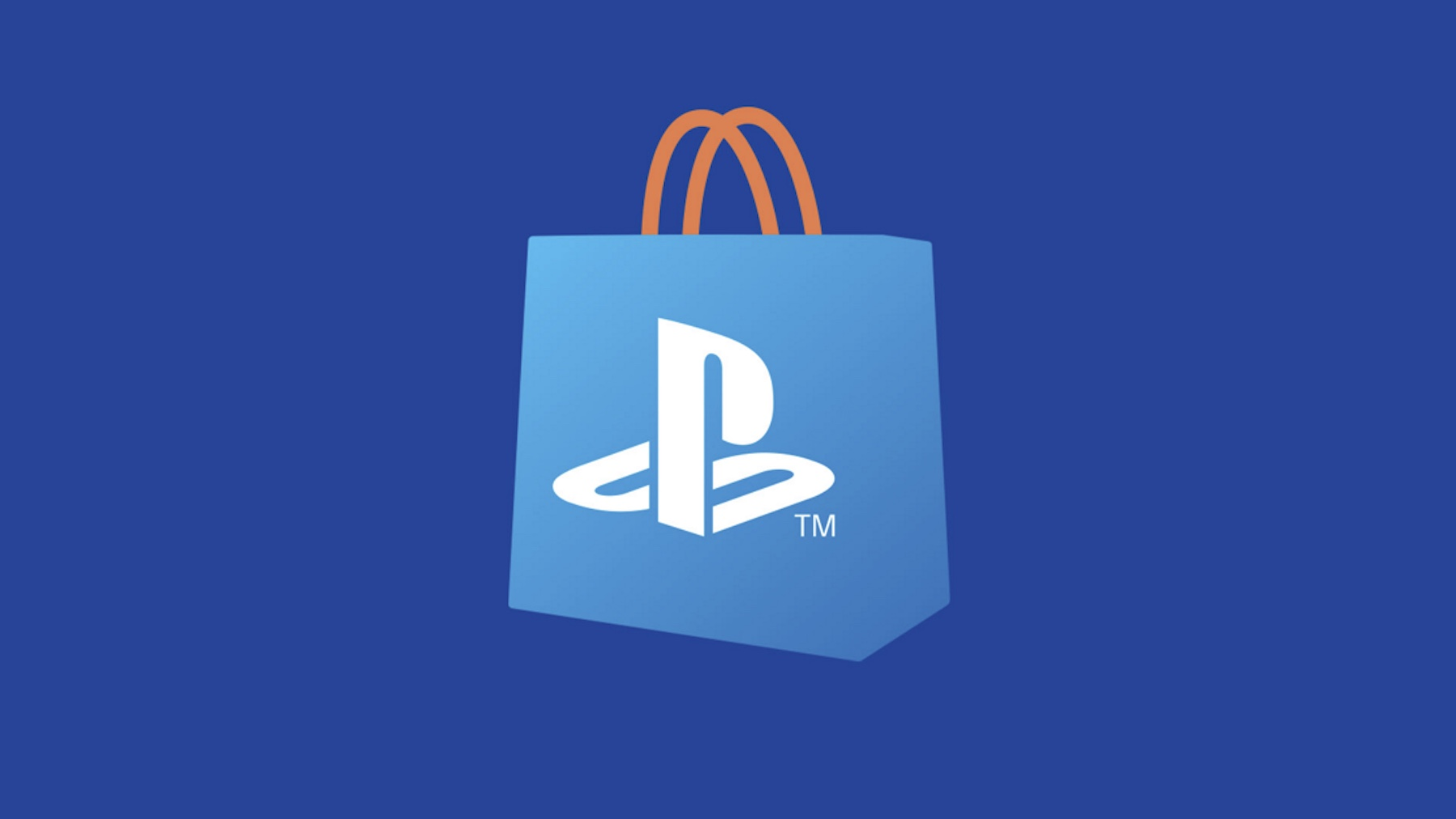 Logo for Sony's PlayStation Store