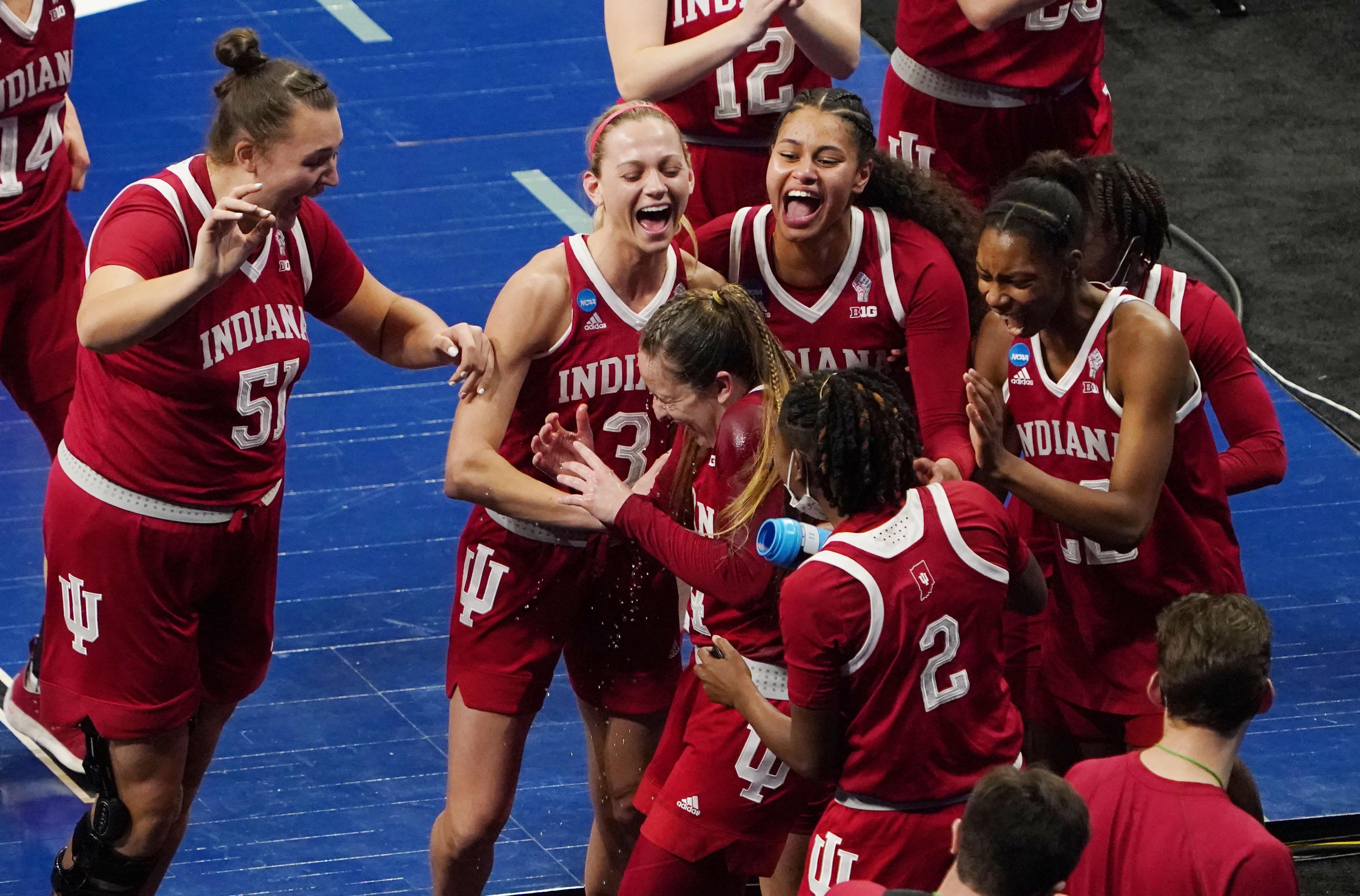 NCAA Womens Basketball: Indiana at NC State