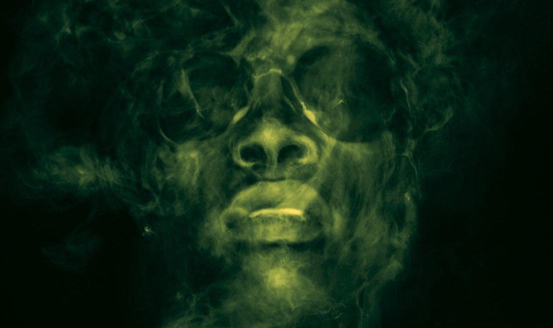 Wiz Khalifa's 'Rolling Papers' artwork
