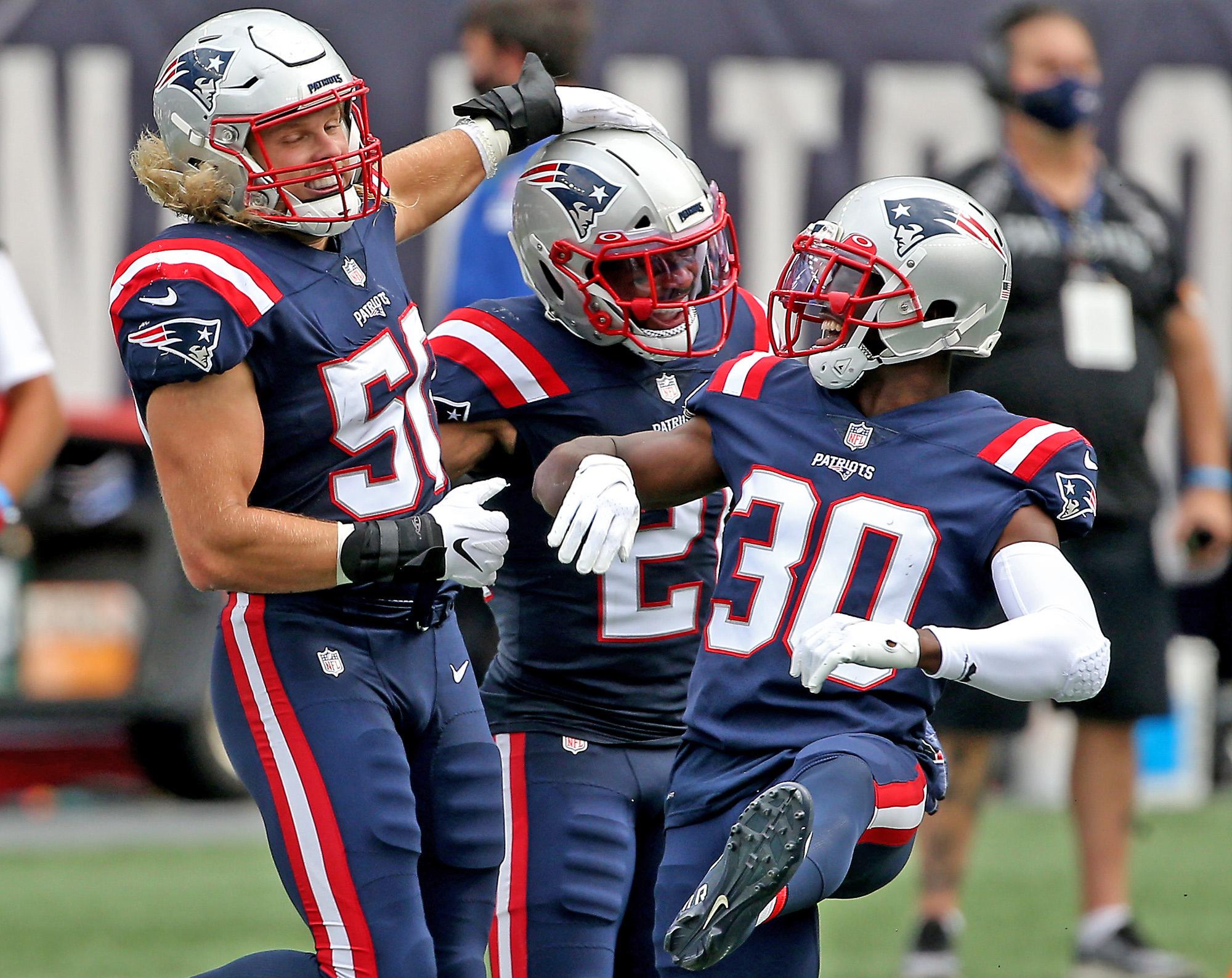 New England Patriots vs Las Vegas Raiders