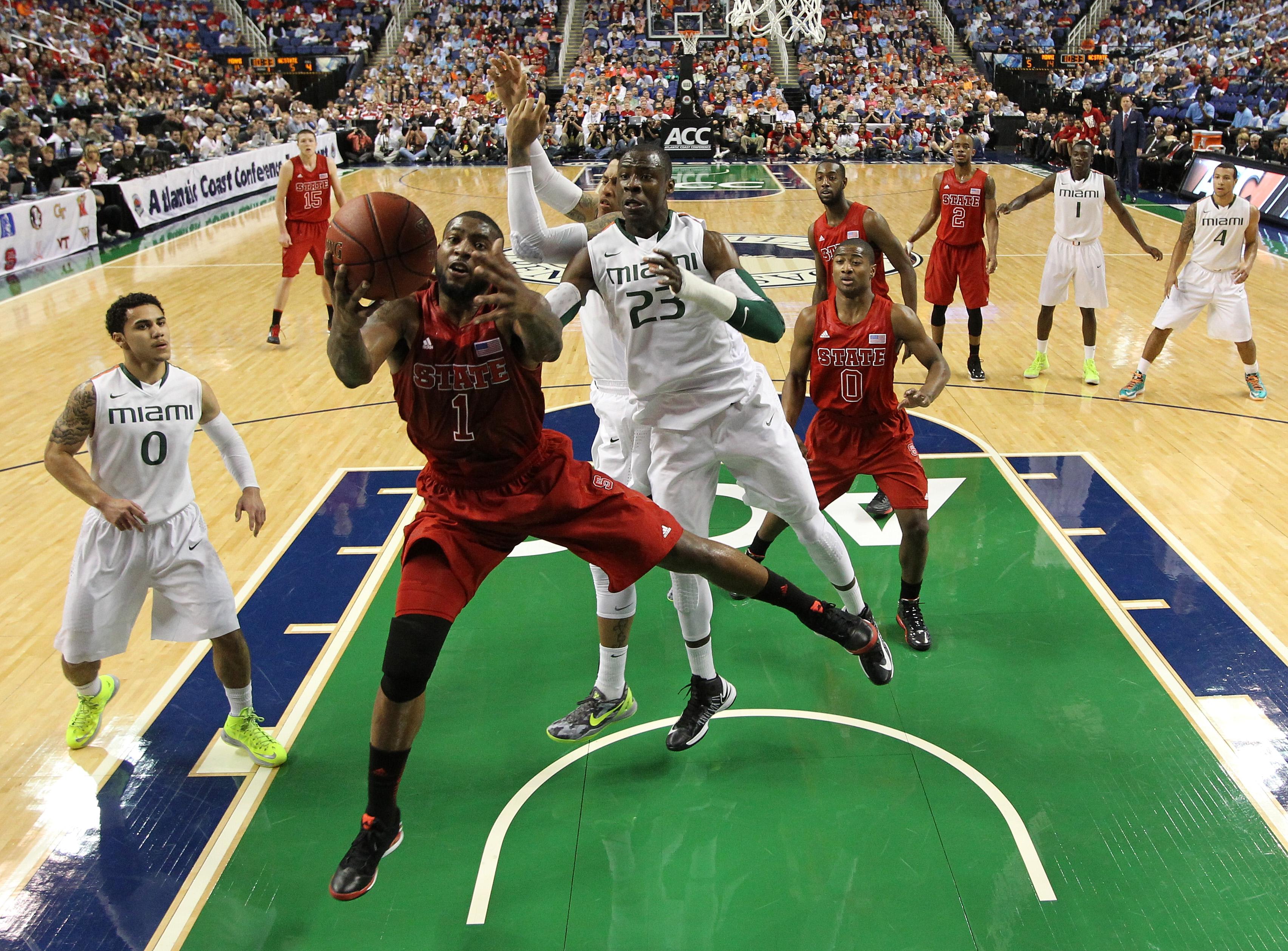North Carolina State v Miami - ACC Semifinals