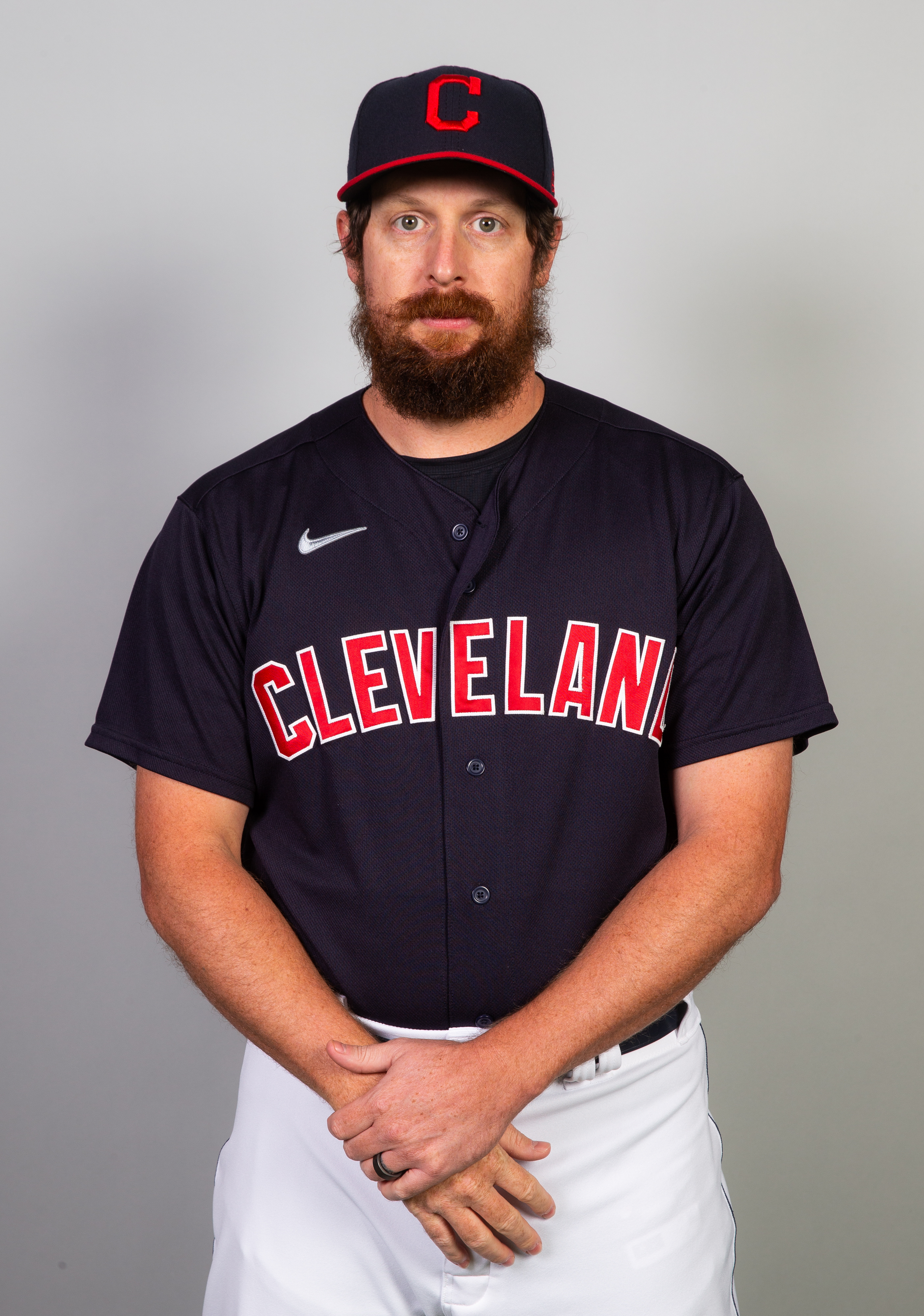 2021 Cleveland Indians Photo Day