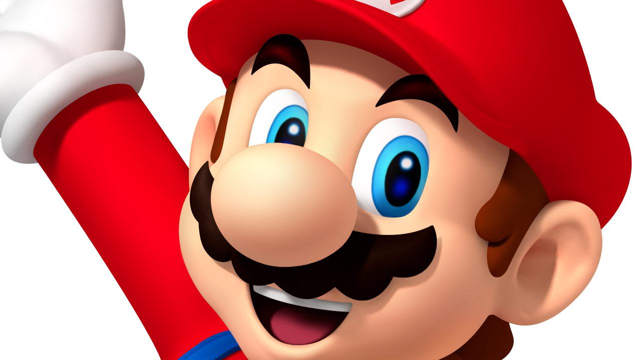 Artwork of Mario