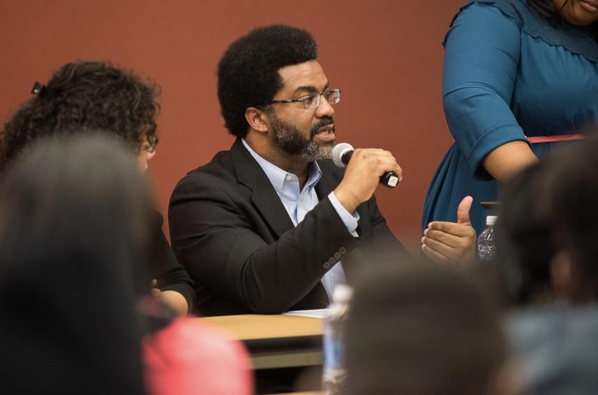Sharif El-Mekki is the CEO of the Center for Black Educator Development.
