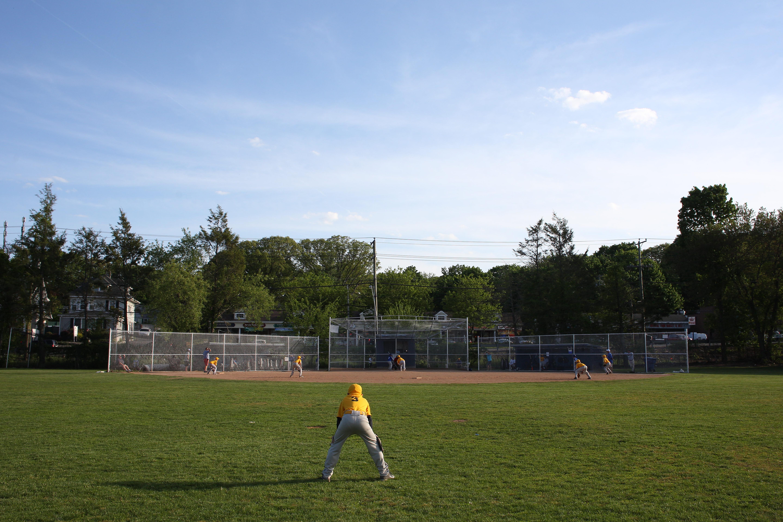 Baseball in America. Norwalk Little League.