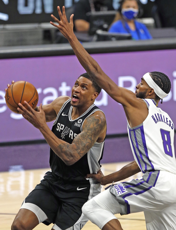 Sacramento Kings v San Antonio Spurs