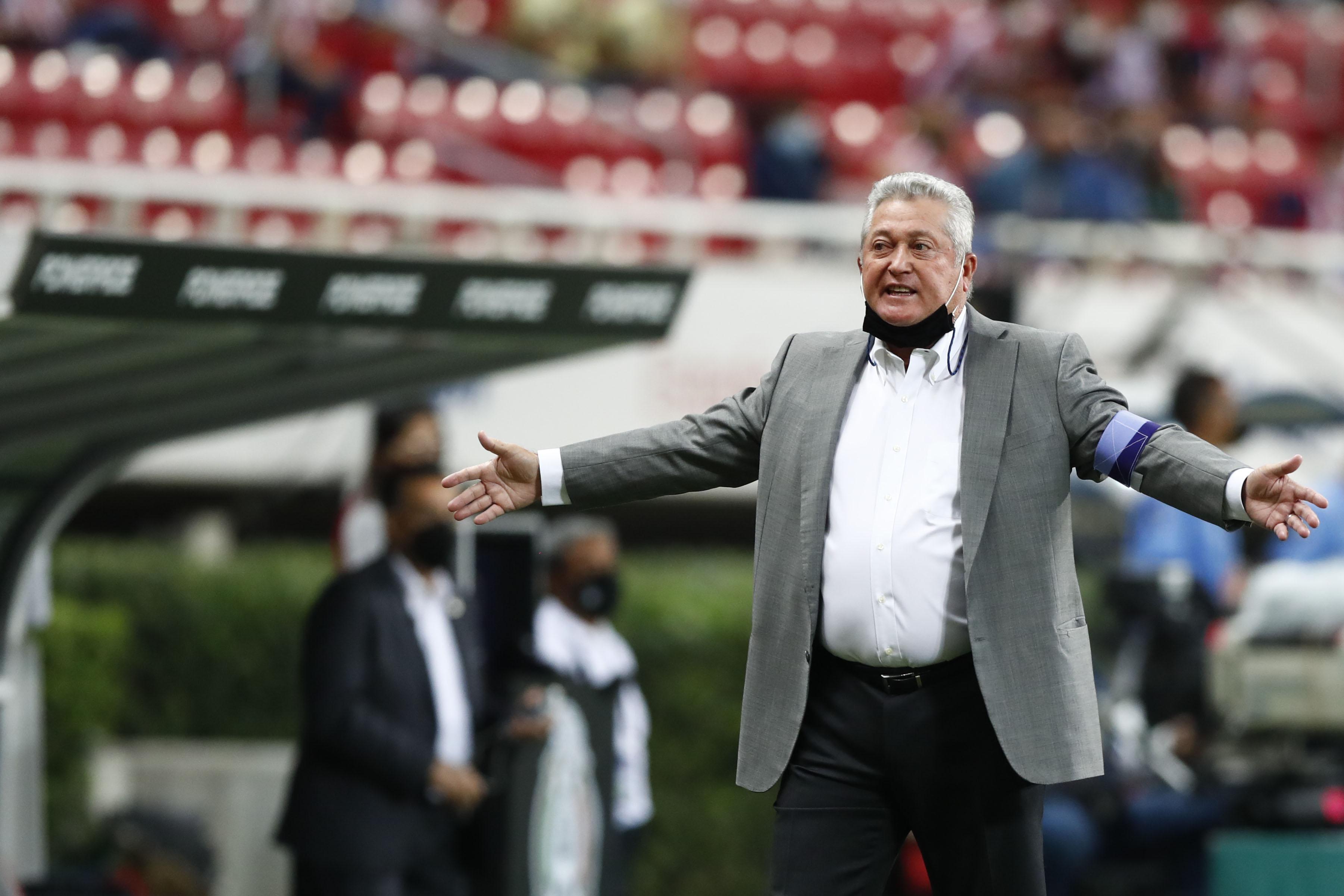 Chivas v America - Torneo Guard1anes 2021 Liga MX