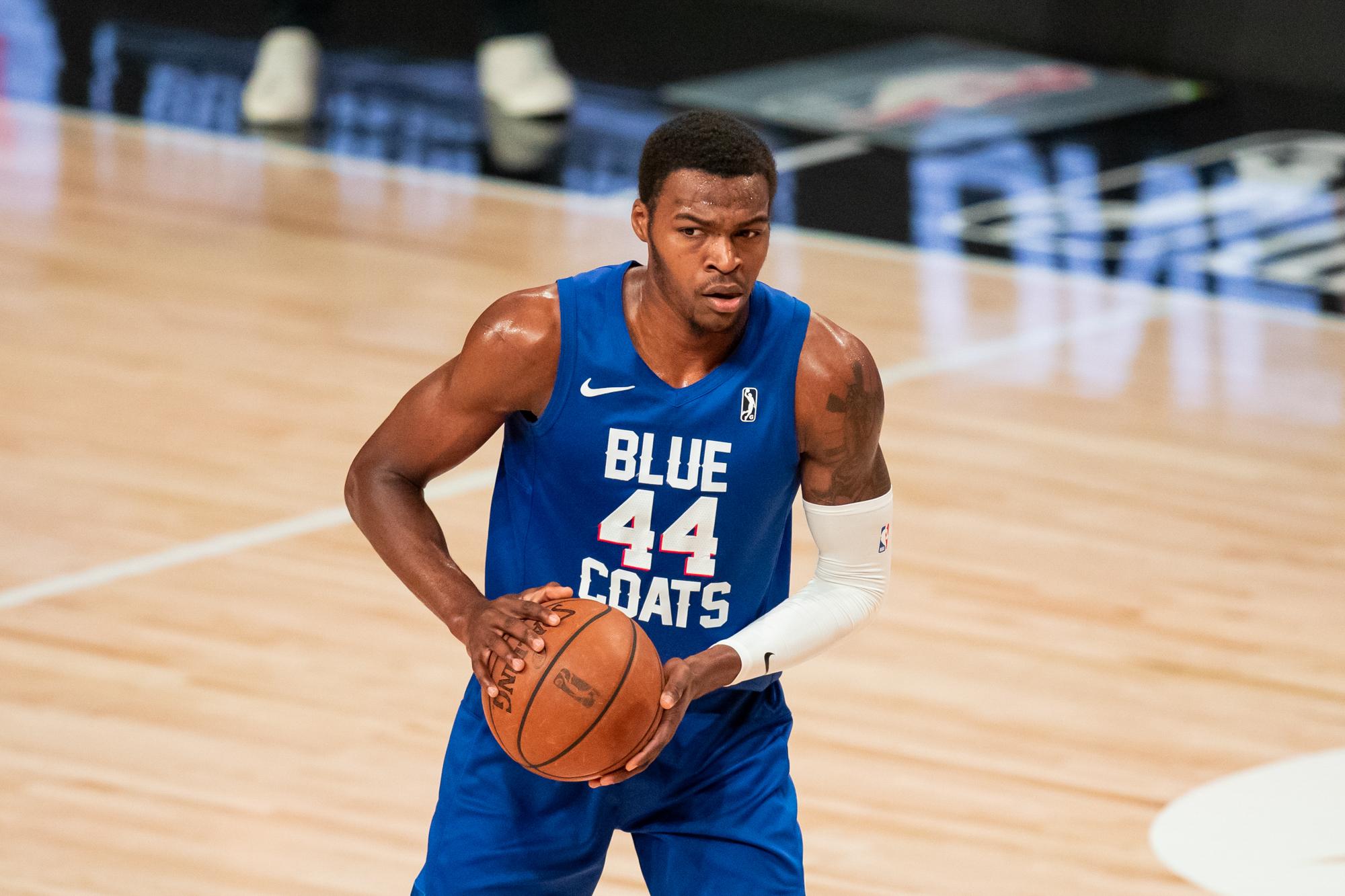 NBA: Delaware Blue Coats at
