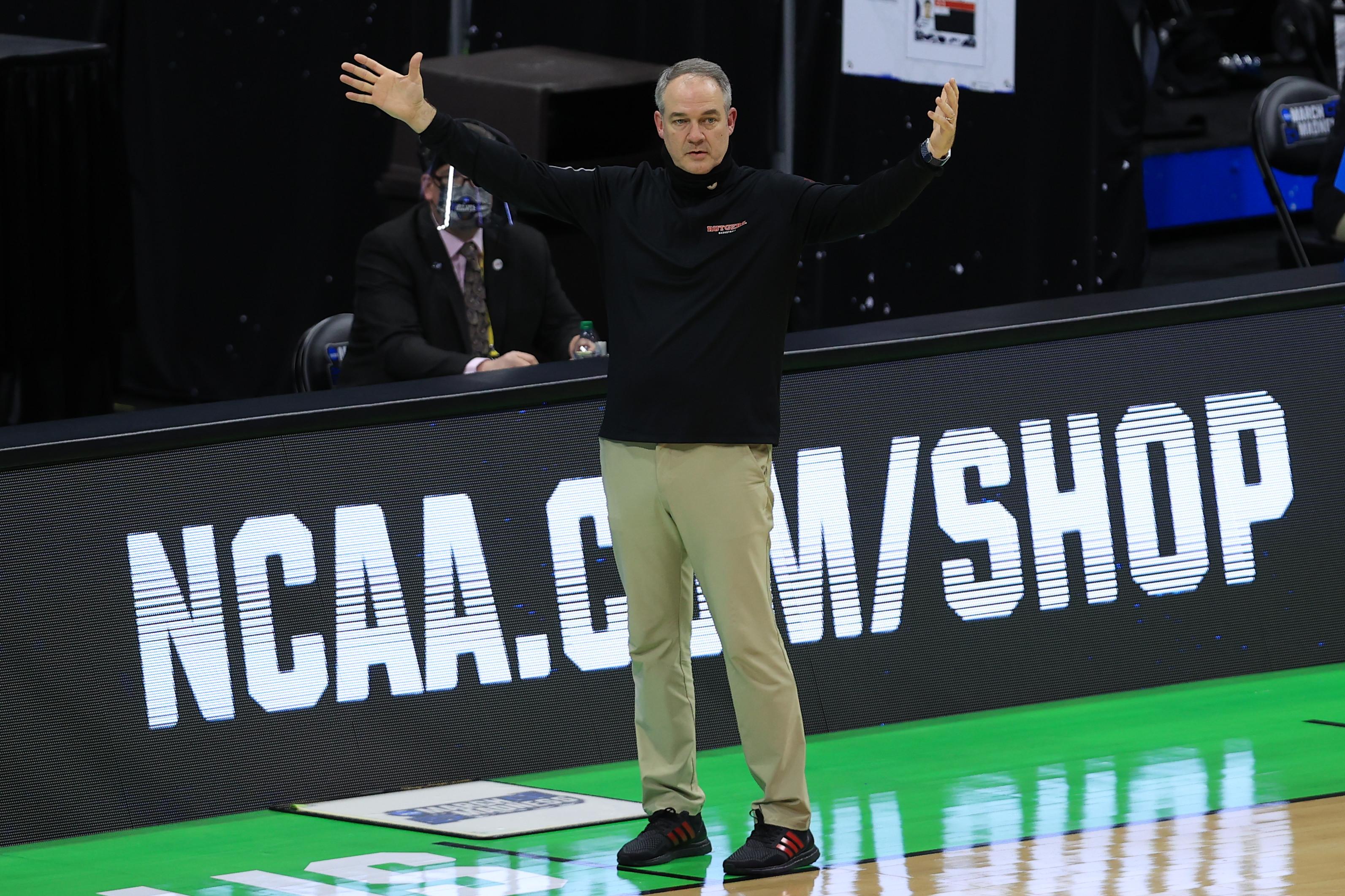 NCAA Basketball: NCAA Tournament-Rutgers at Houston
