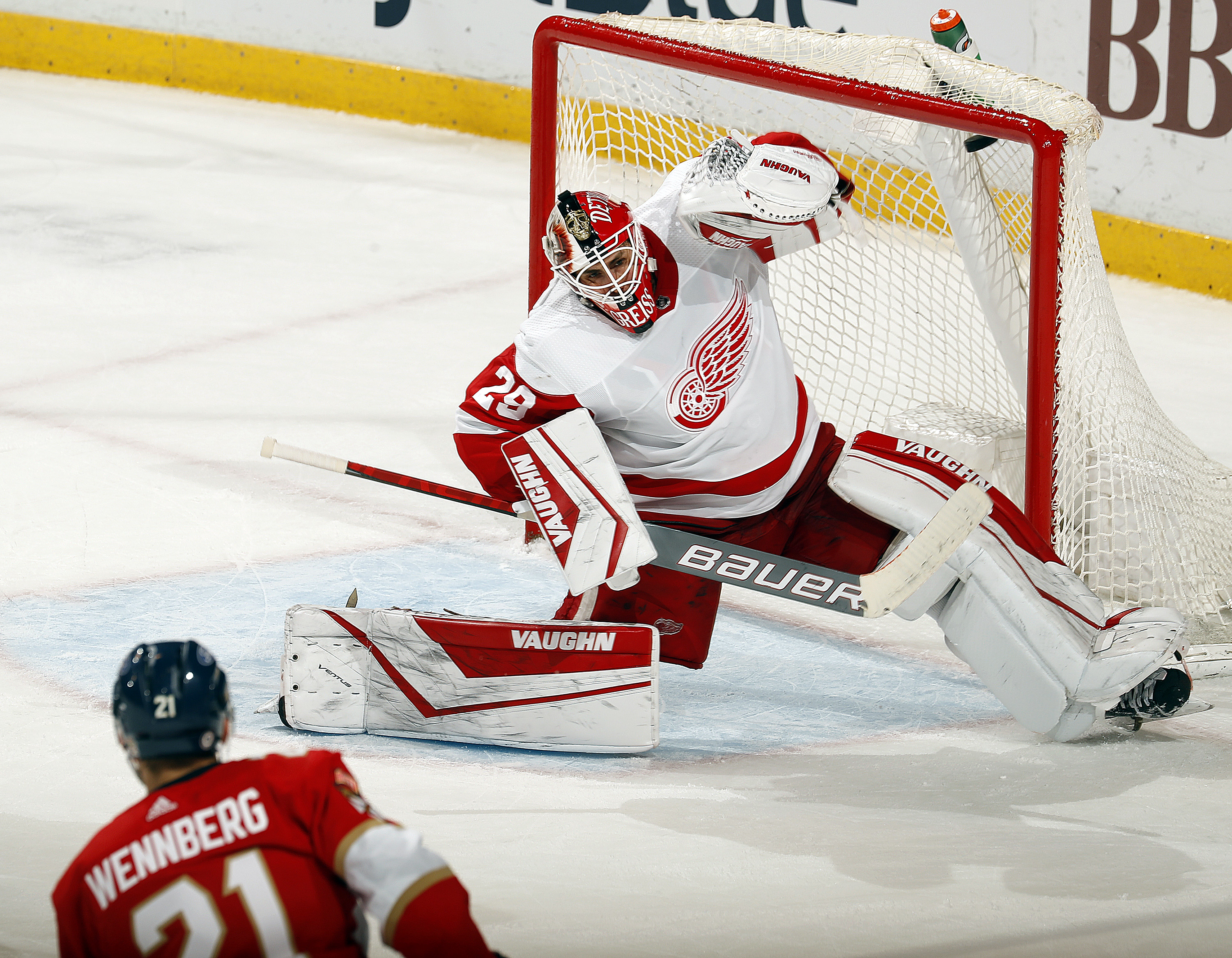 Detroit Red Wings v Florida Panthers