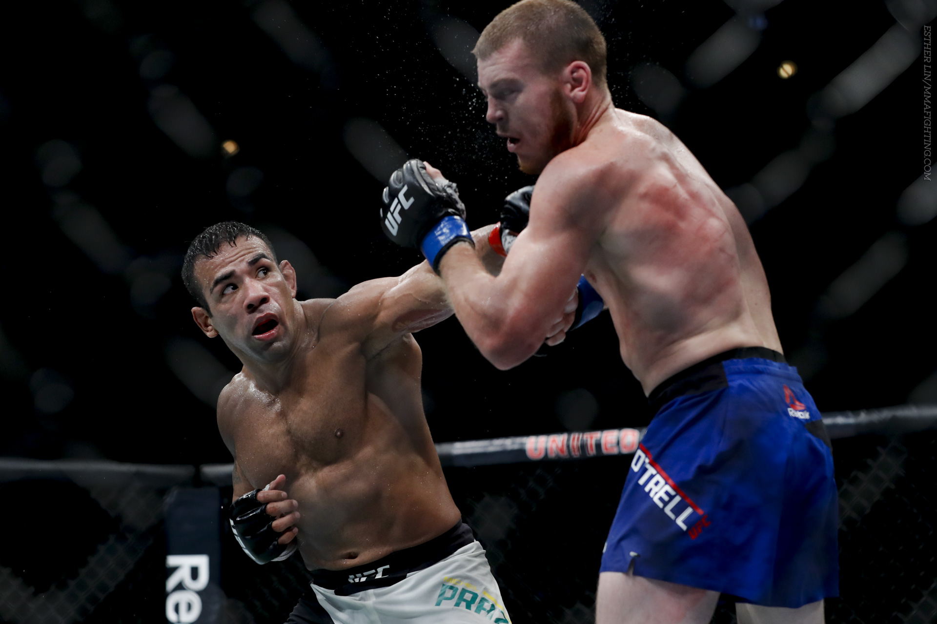 UFC在福克斯20的照片