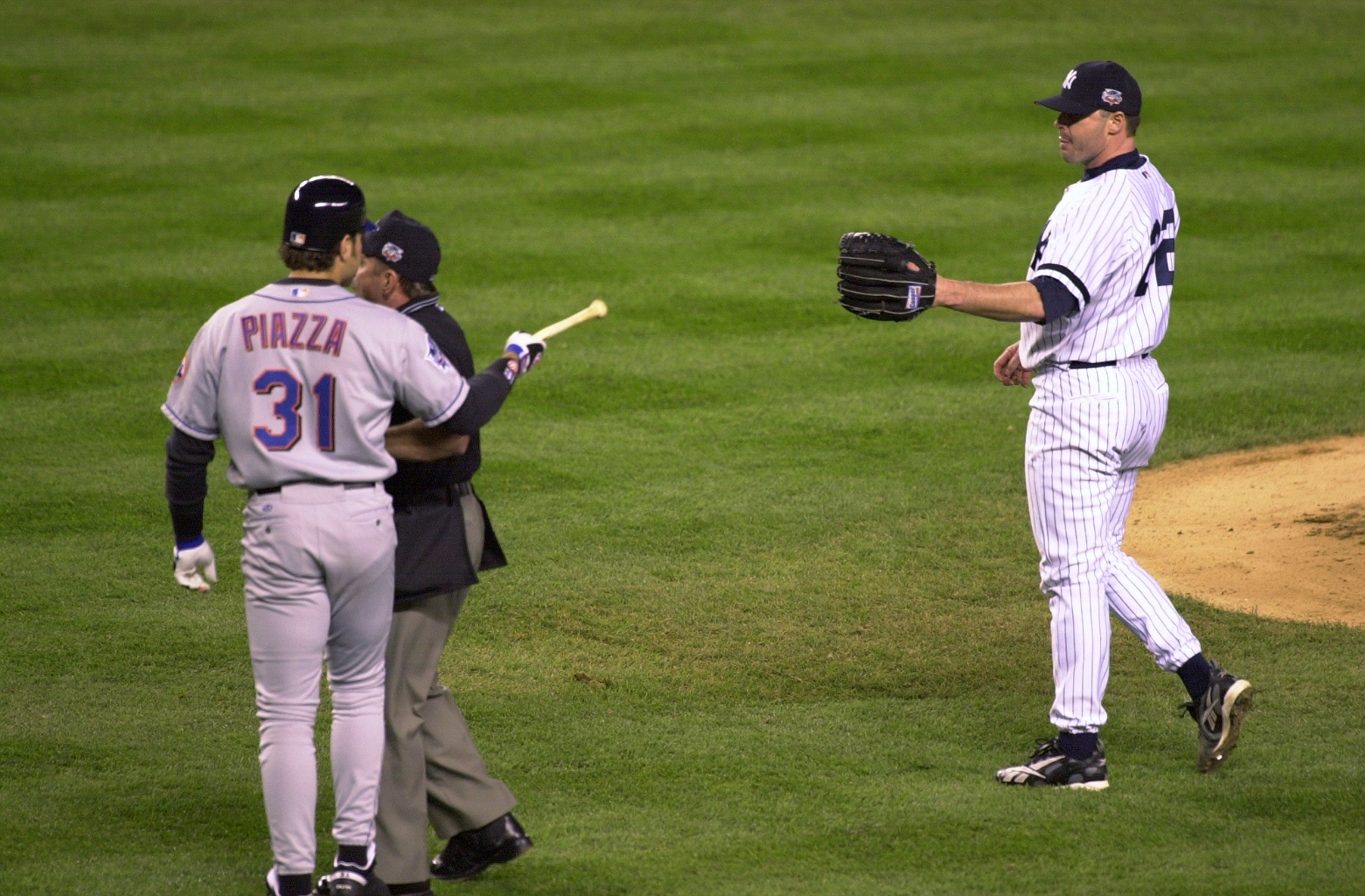 2000 Subway World Series Yankees vs Mets