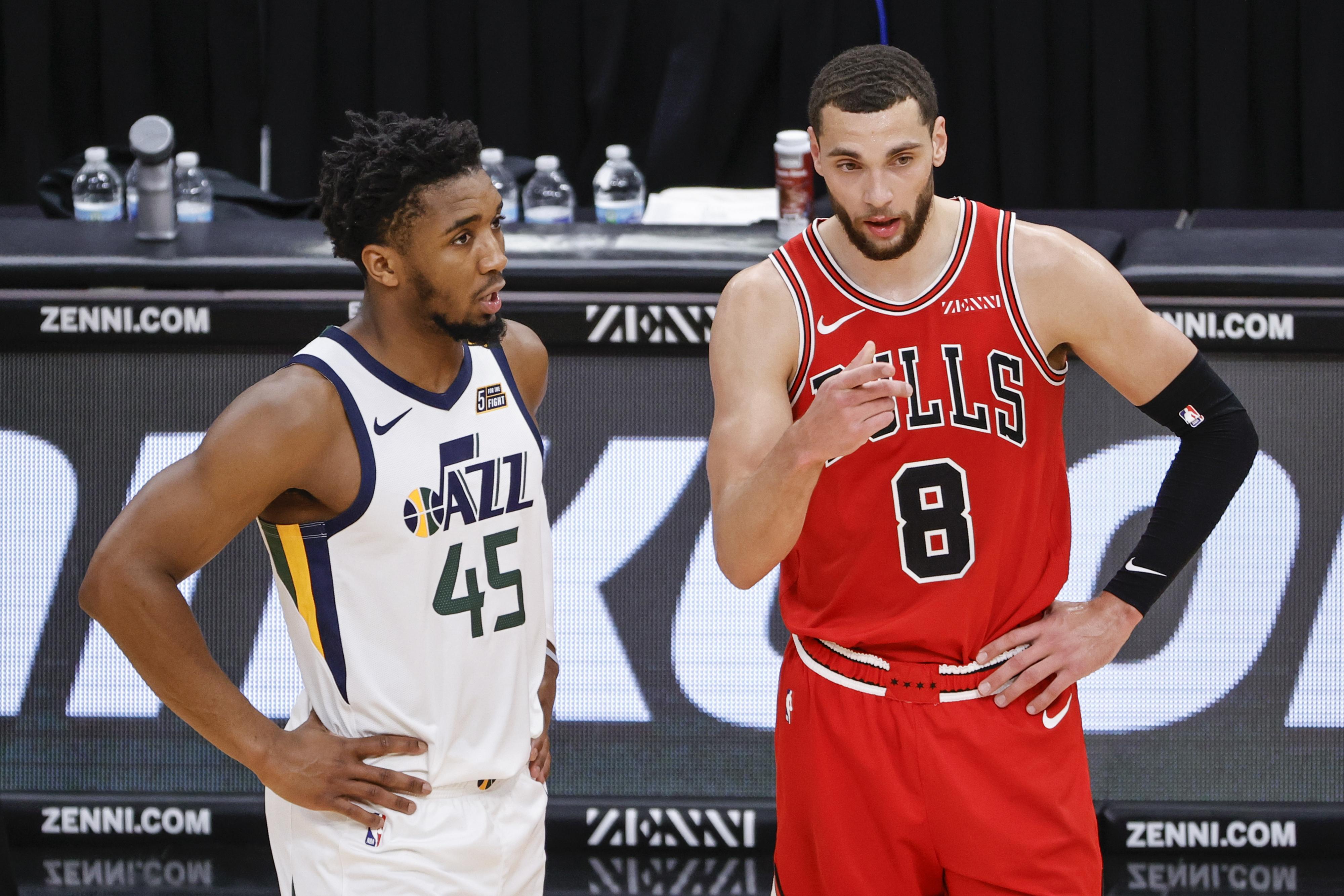 NBA: Utah Jazz at Chicago Bulls