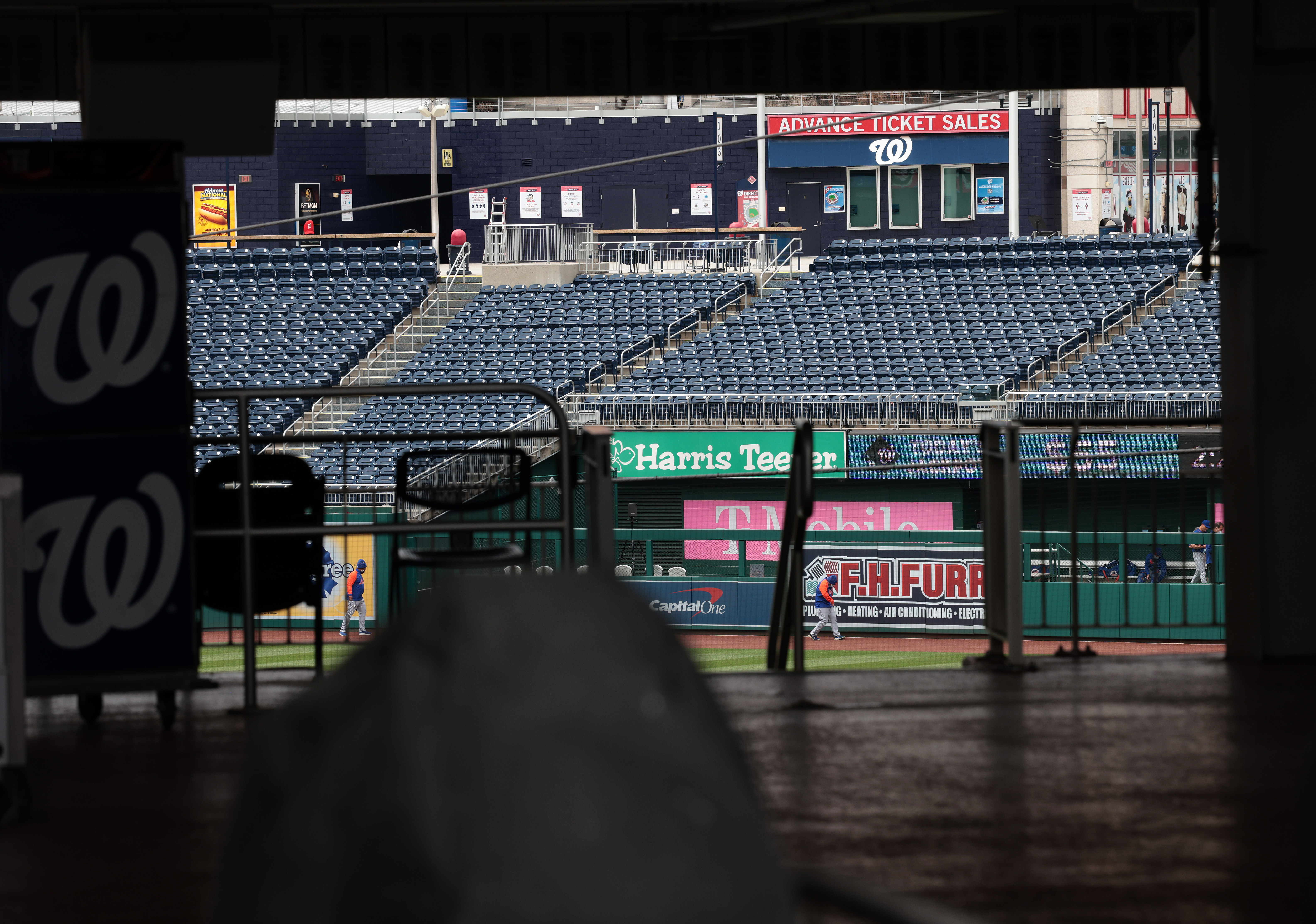 Fans Return To Parks Across The Nation On Baseball's Opening Day