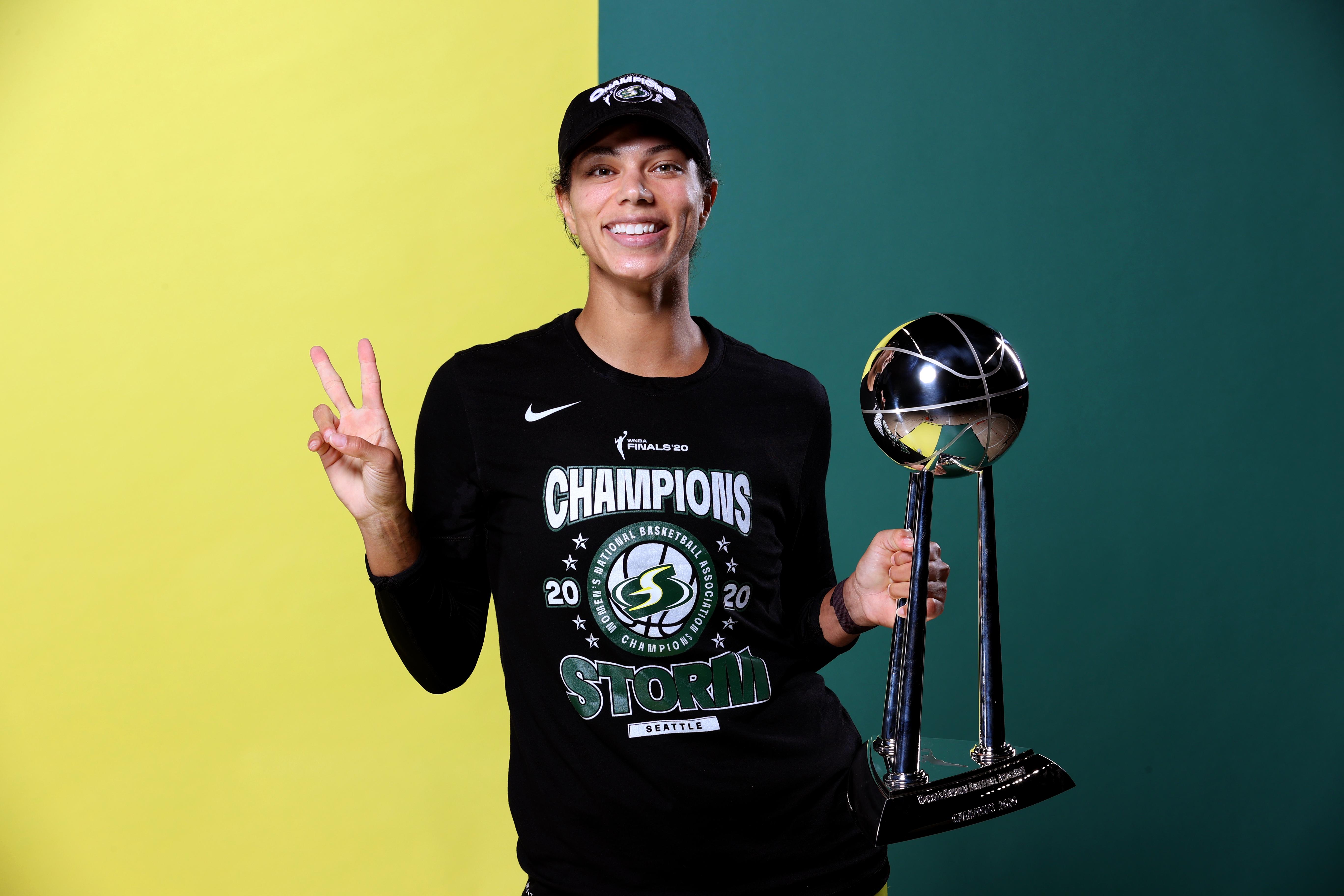 WNBA Championship Portraits