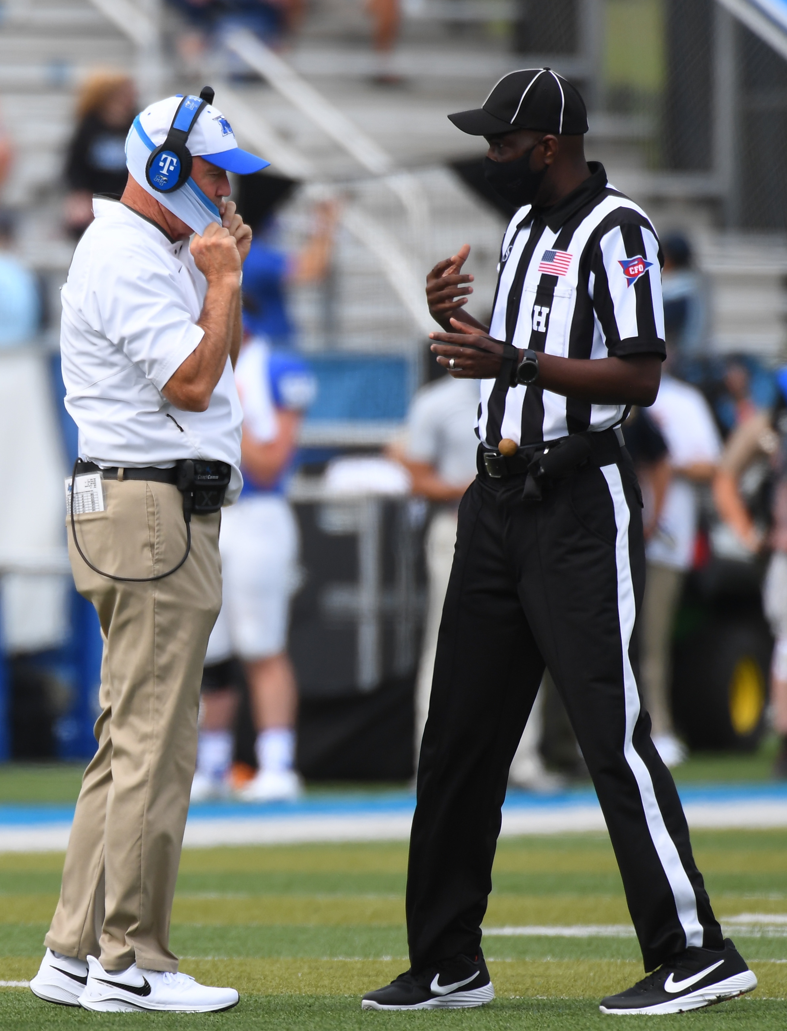 NCAA Football: Troy at Middle Tennessee
