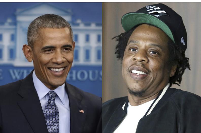 Barack Obama, JAY-Z