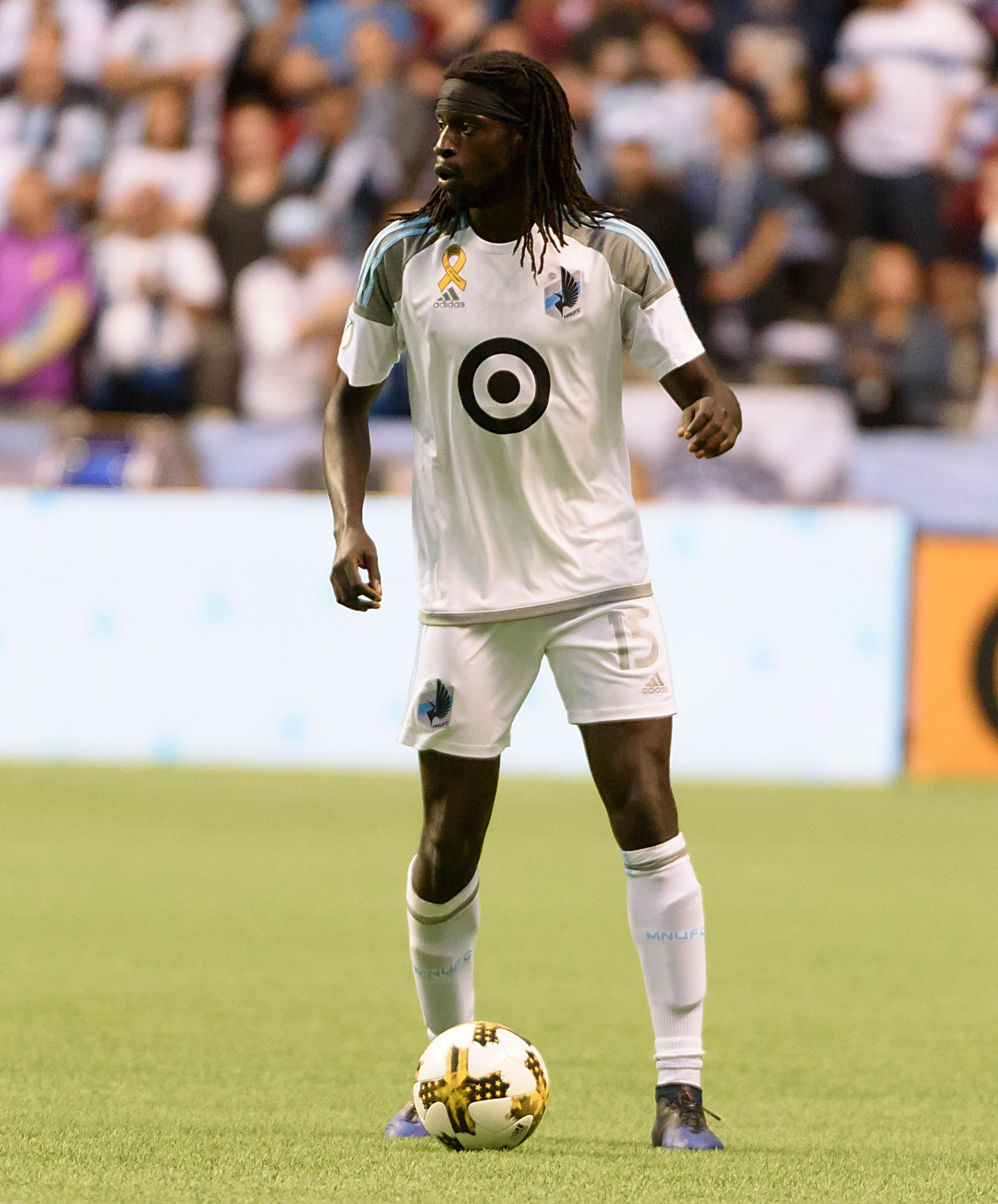 MLS: Minnesota United FC at Vancouver Whitecaps FC