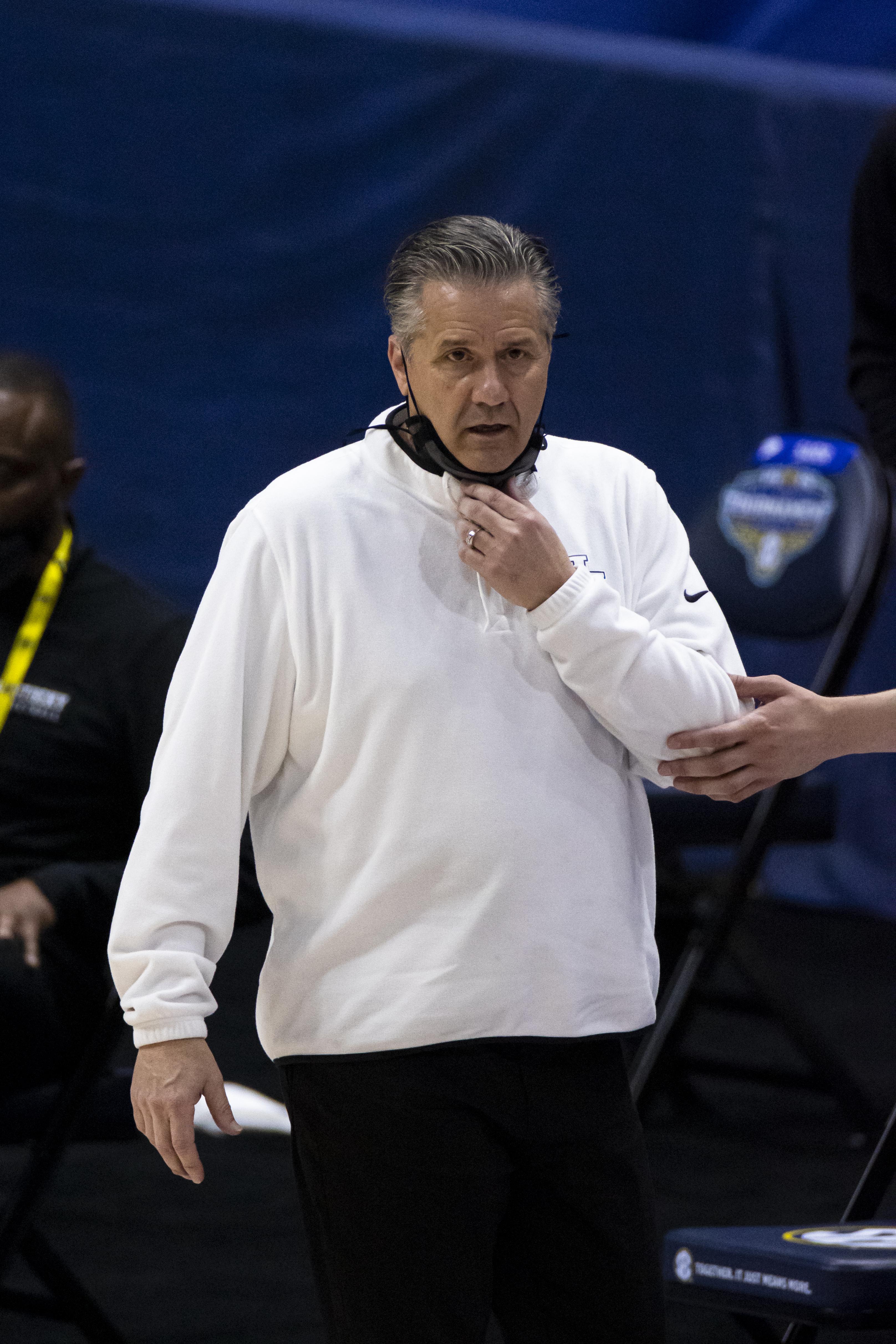 SEC Men's Basketball Tournament - Kentucky v Mississippi State