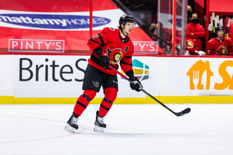 NHL: APR 01 Canadiens at Senators