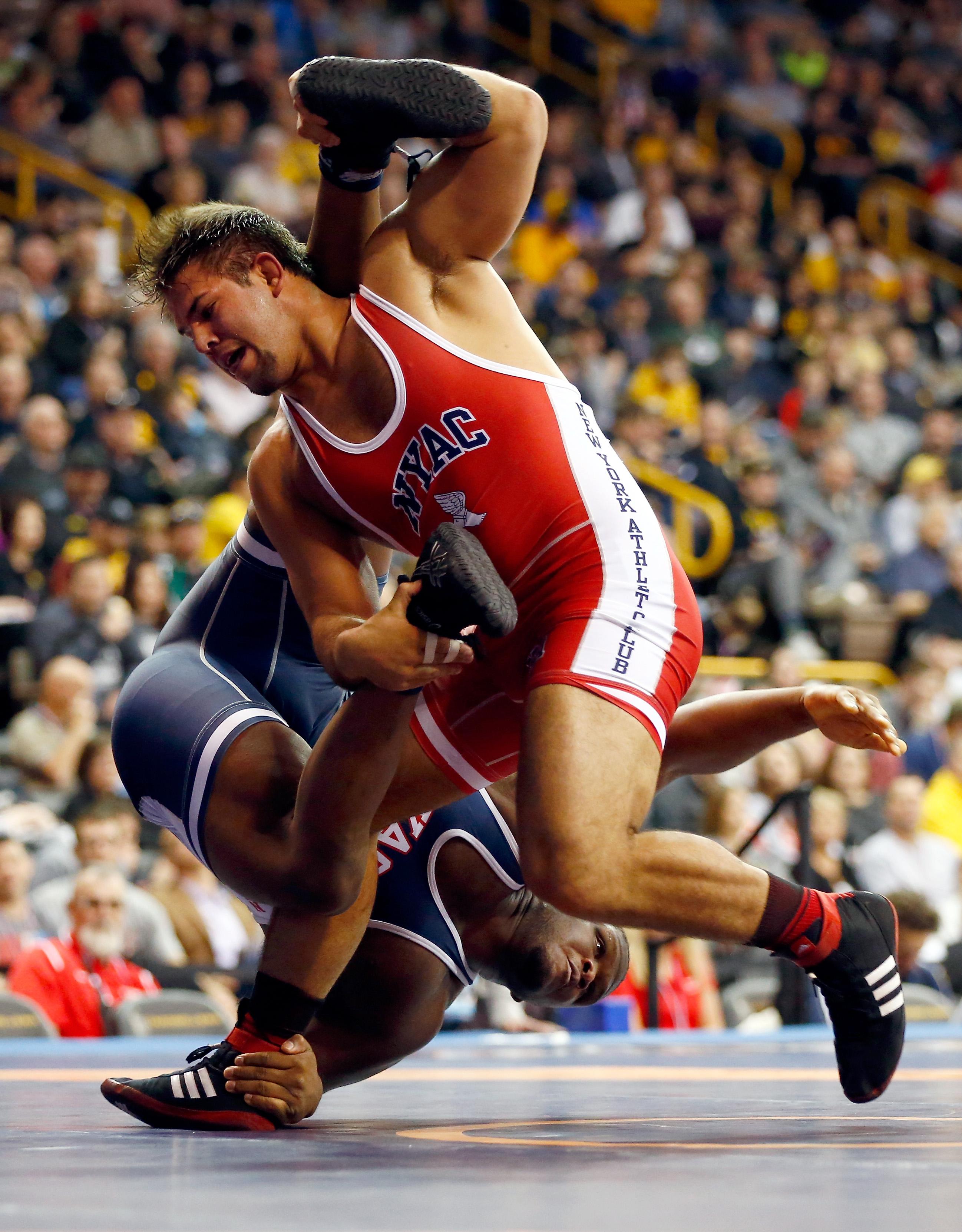 2016 U.S. Olympic Team Wrestling Trials - Day 1