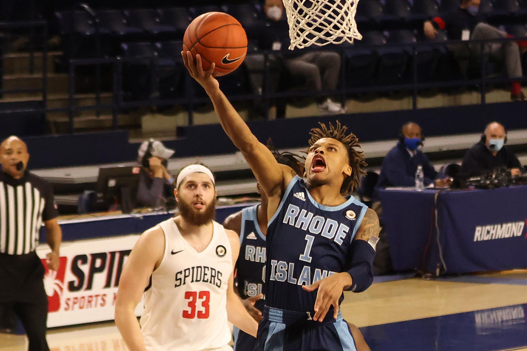 NCAA Basketball: Rhode Island at Richmond