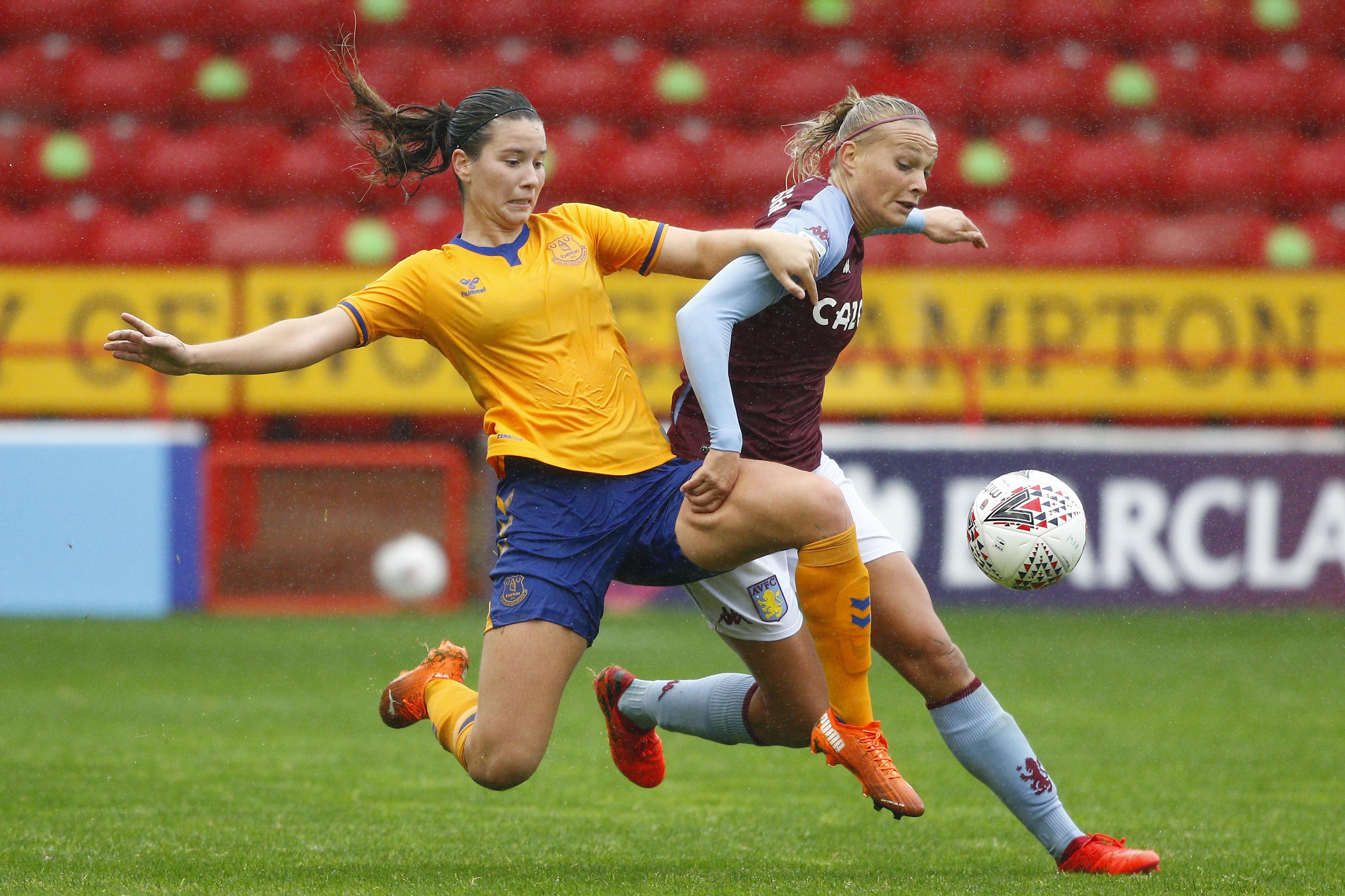 Aston Villa v Everton - Barclays FA Women's Super League