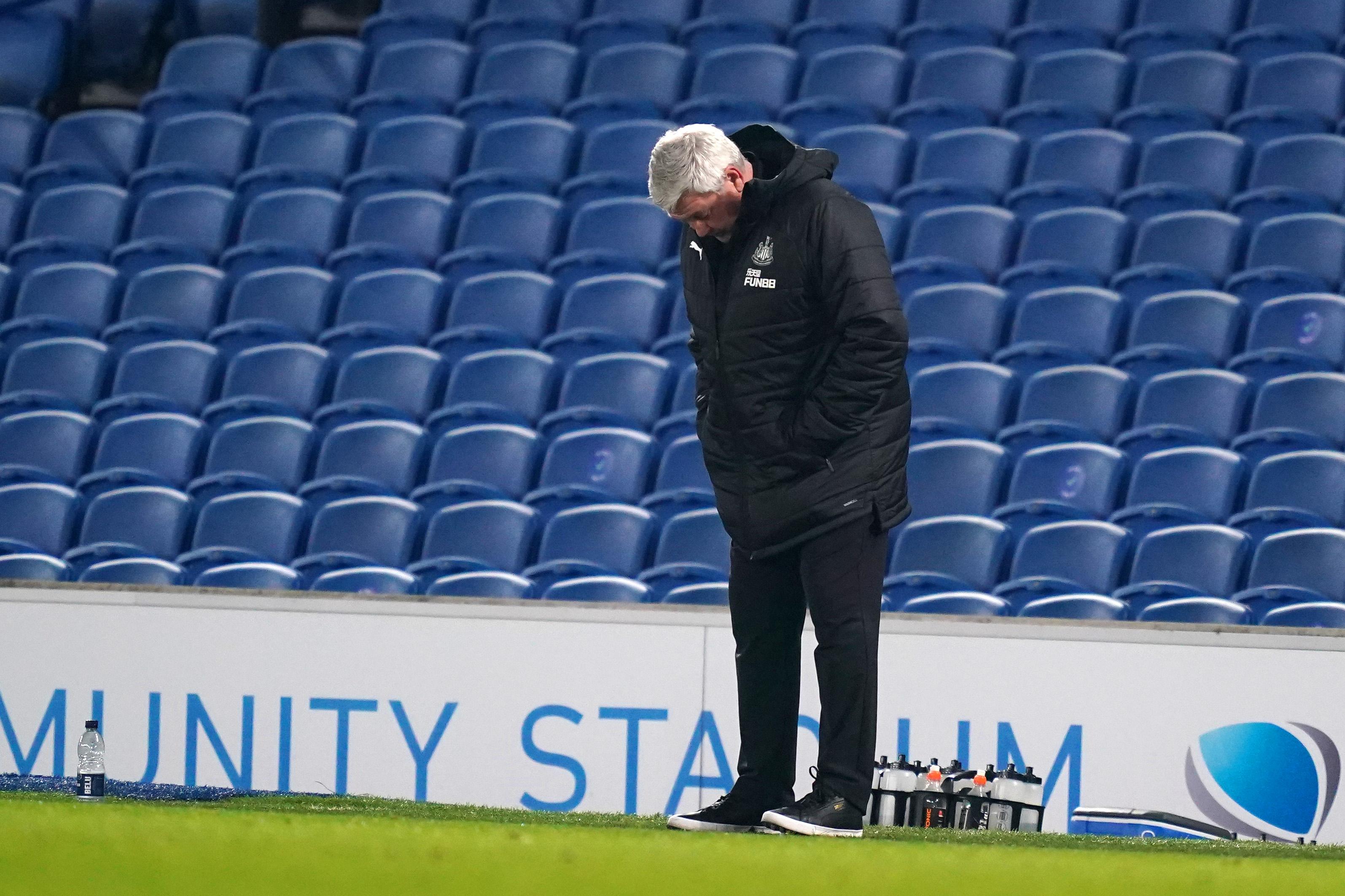 Brighton & Hove Albion v Newcastle United - Premier League