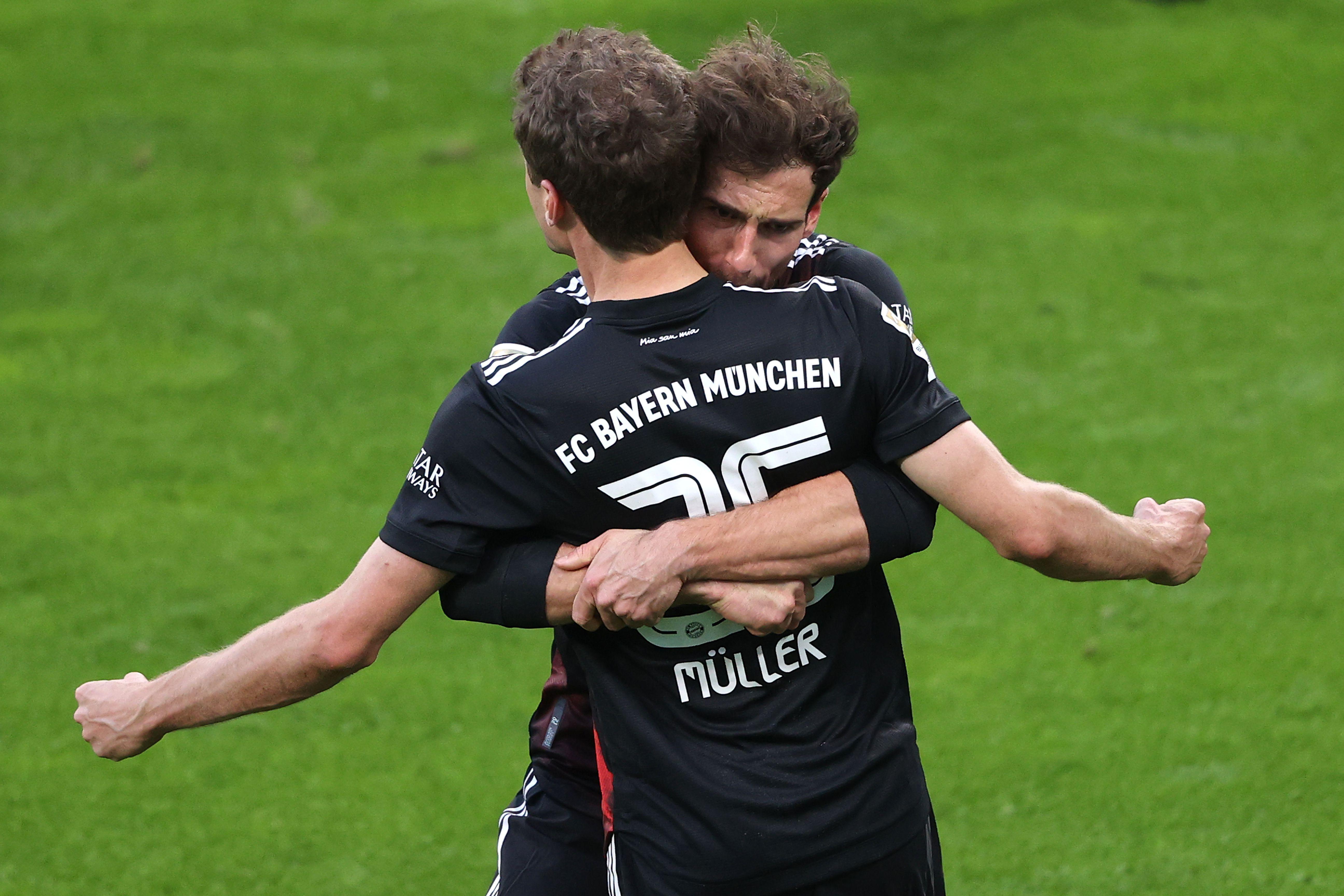 RB Leipzig v FC Bayern Muenchen - Bundesliga