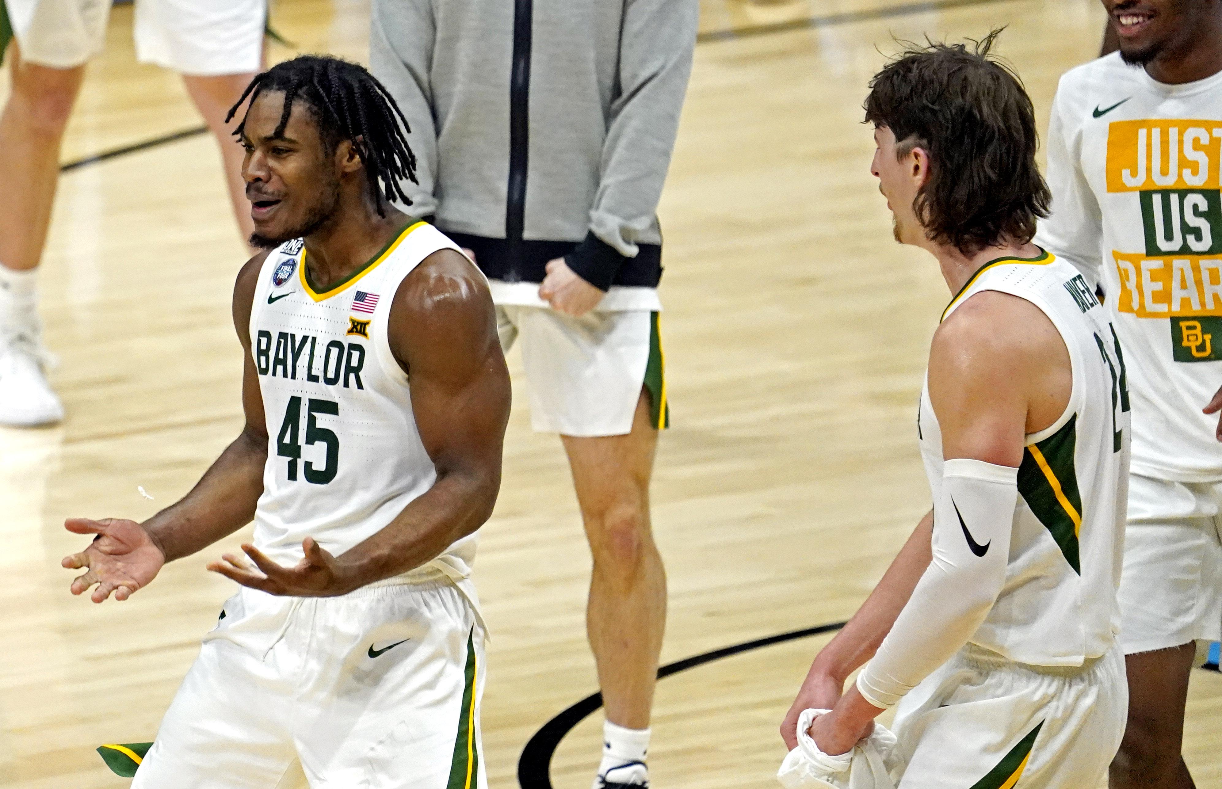 NCAA Basketball: Final Four-Houston at Baylor