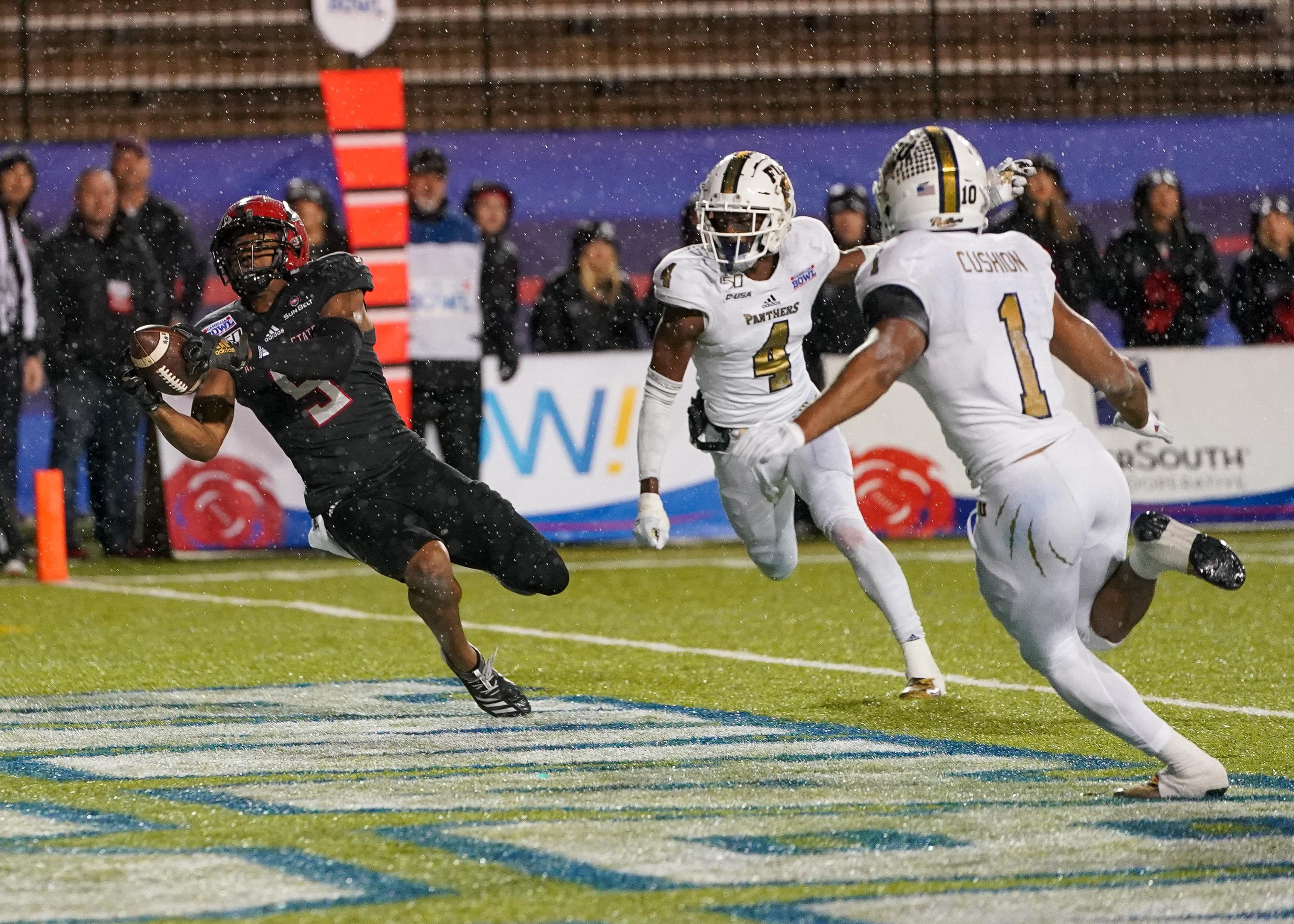 NCAA Football: Camellia Bowl-Florida International vs Arkansas State