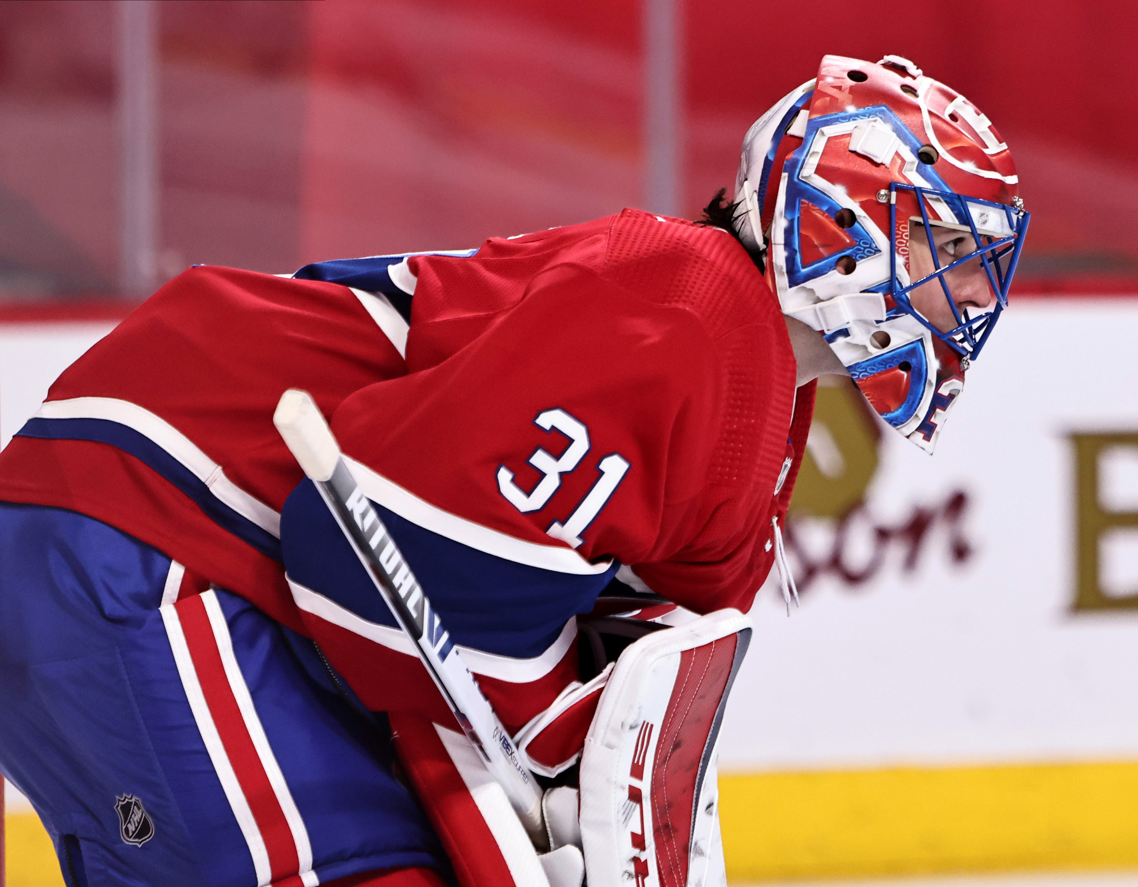 NHL: Edmonton Oilers at Montreal Canadiens