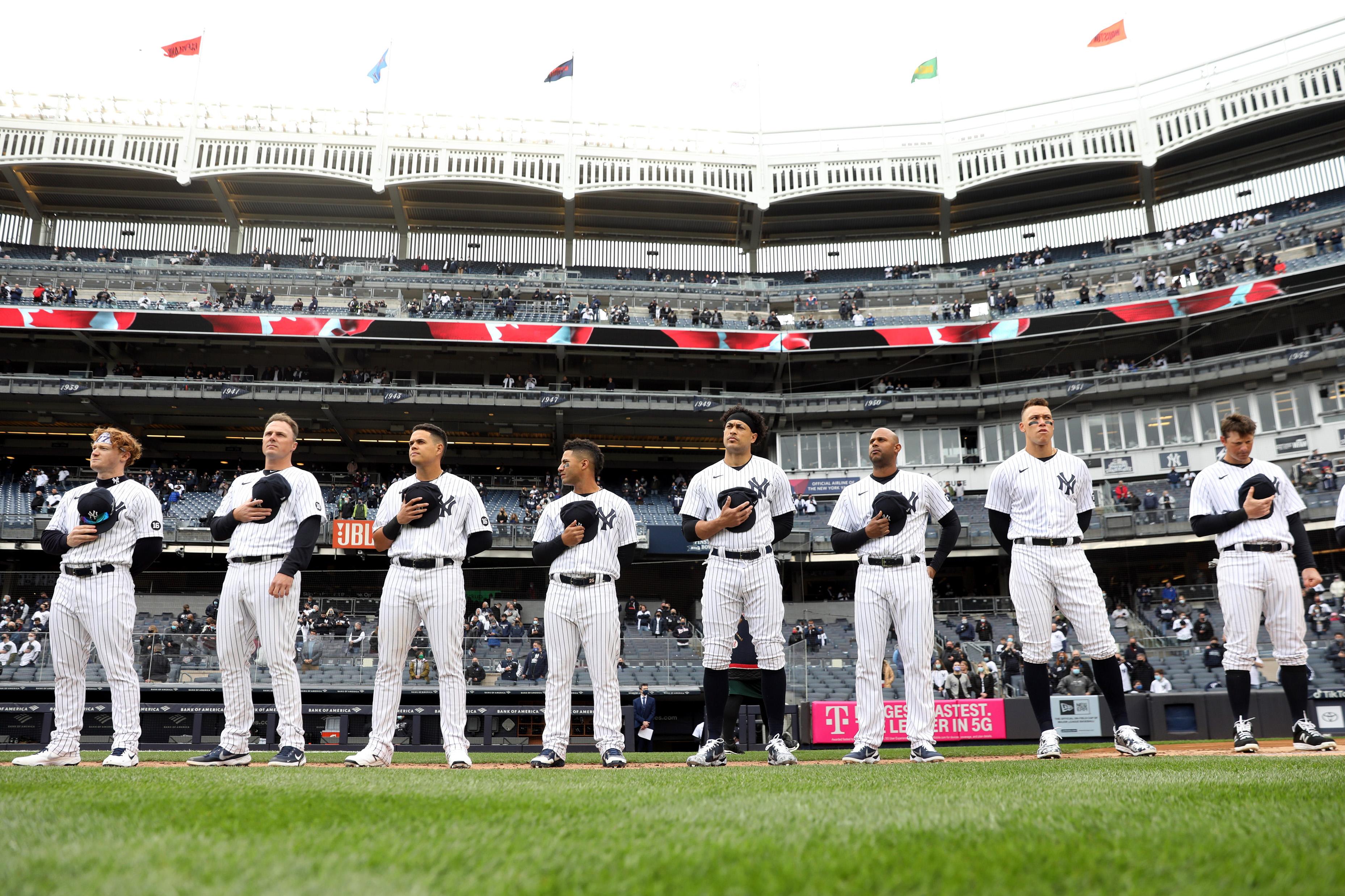 Toronto Blue Jays v. New York Yankees