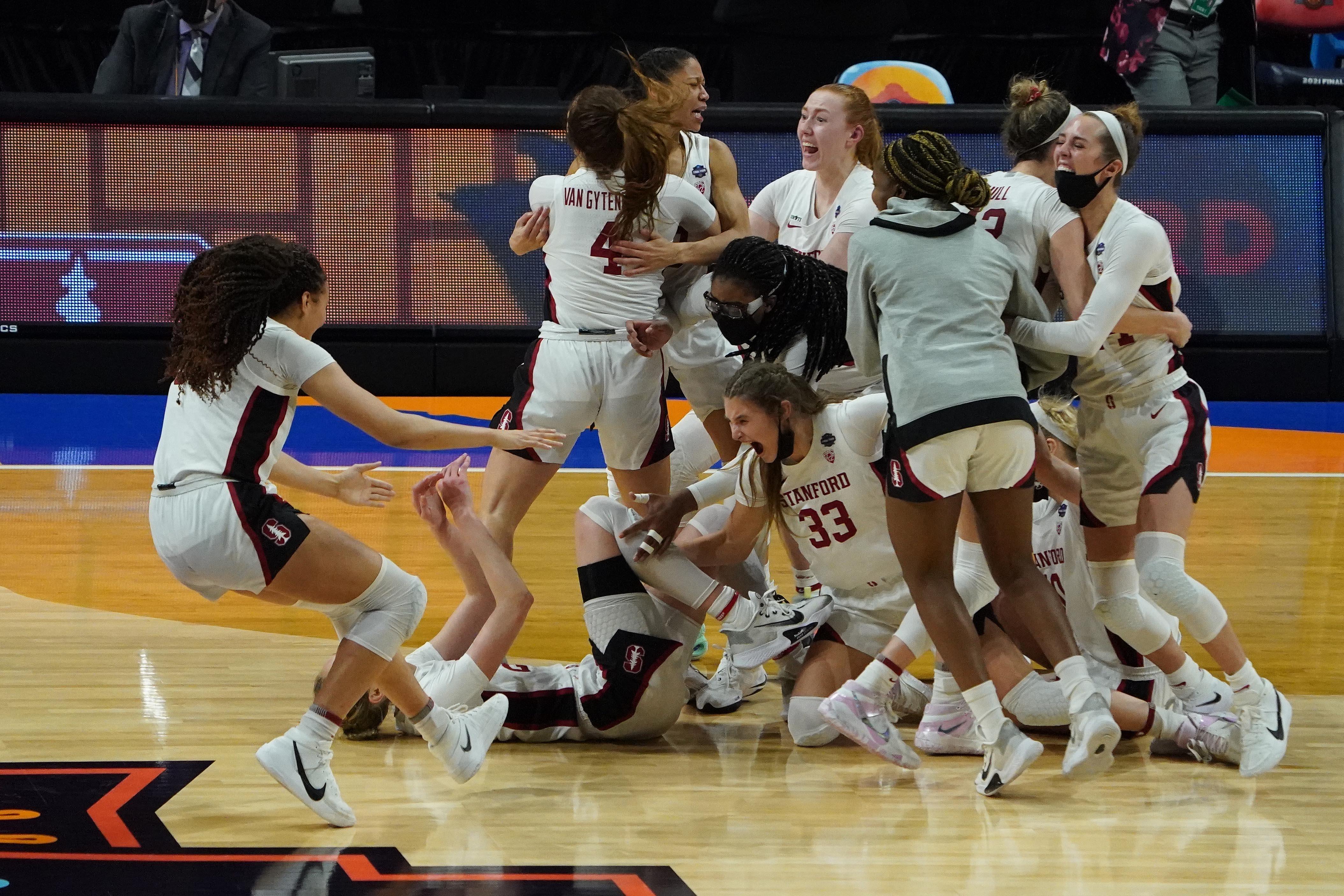 NCAA Womens Basketball: Final Four Championship-Arizona vs Stanford