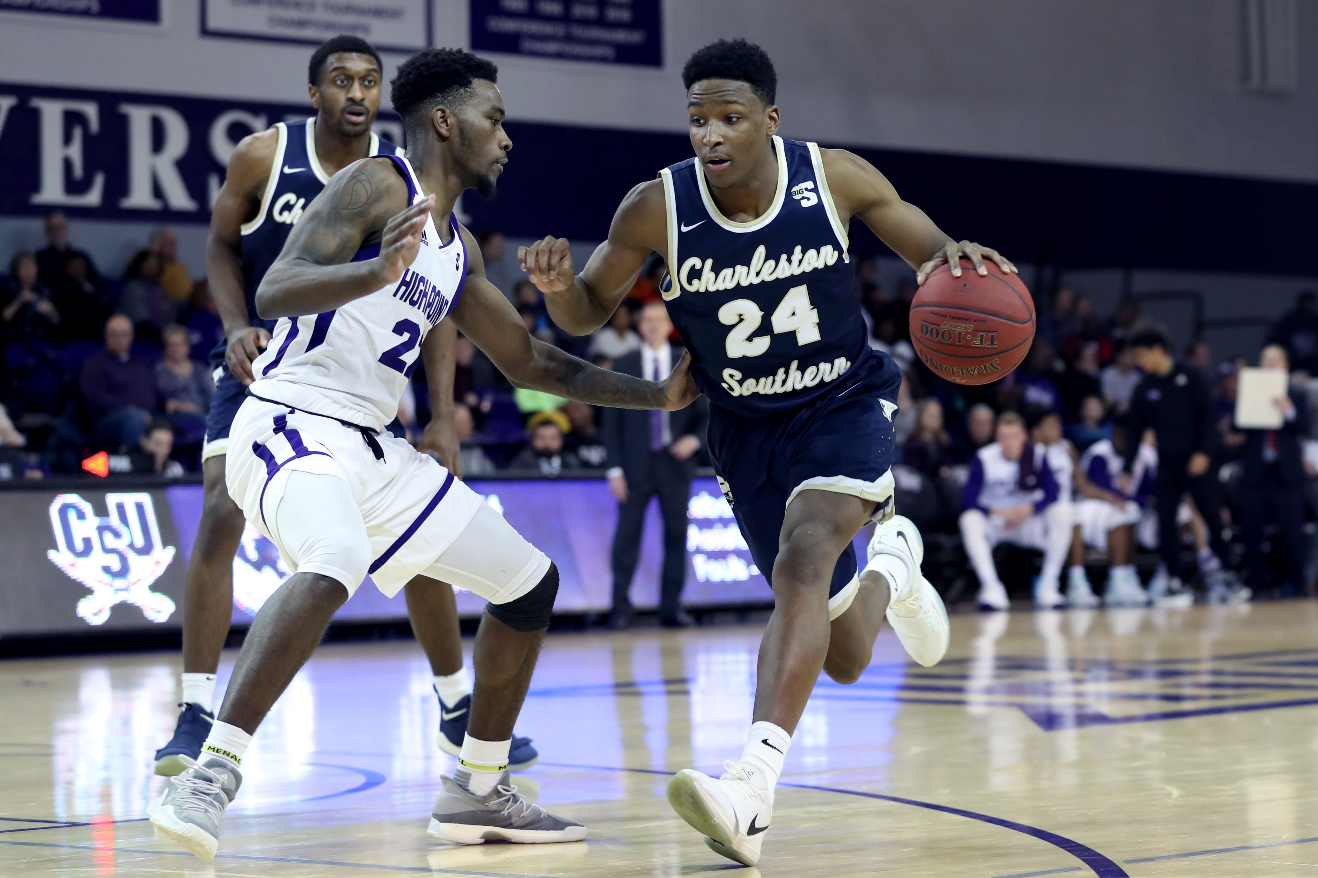 COLLEGE BASKETBALL: JAN 06 Charleston Southern at High Point