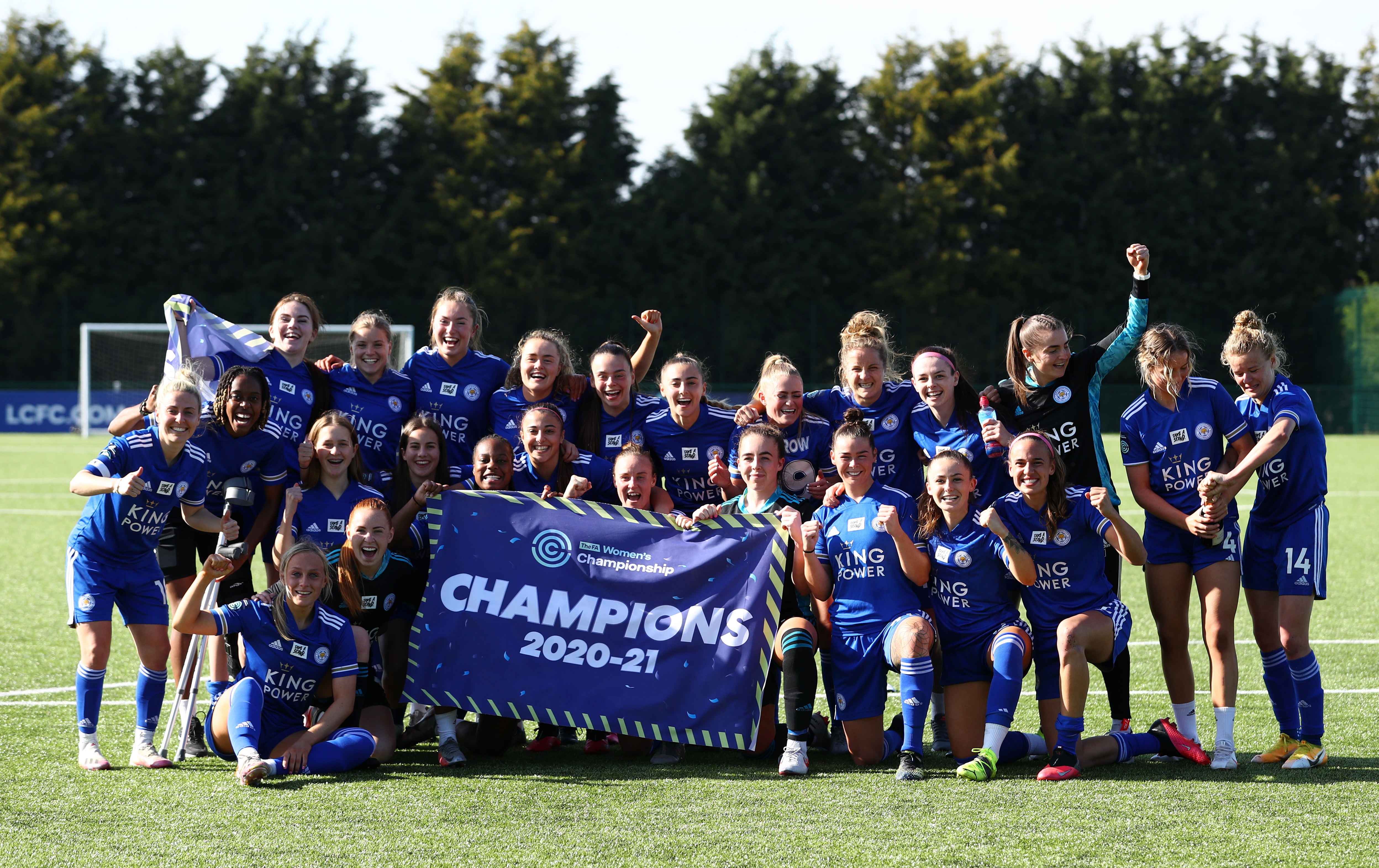 Leicester City v London City Lionesses - Barclays FA Women's Championship