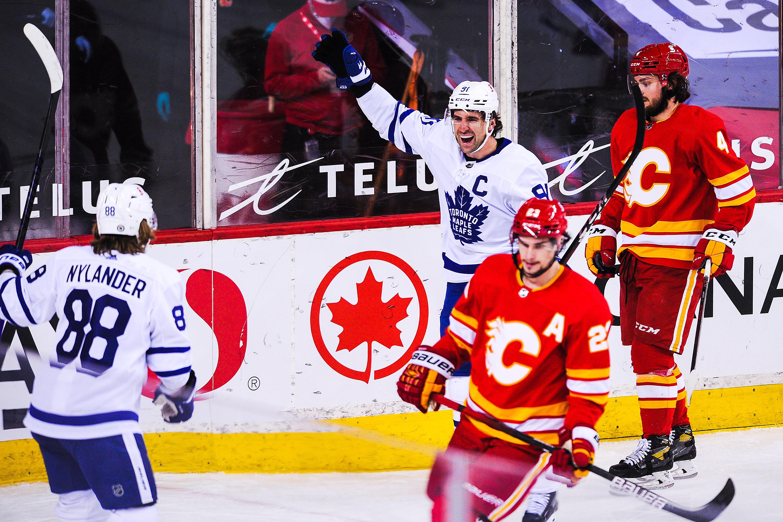 Toronto Maple Leafs v Calgary Flames
