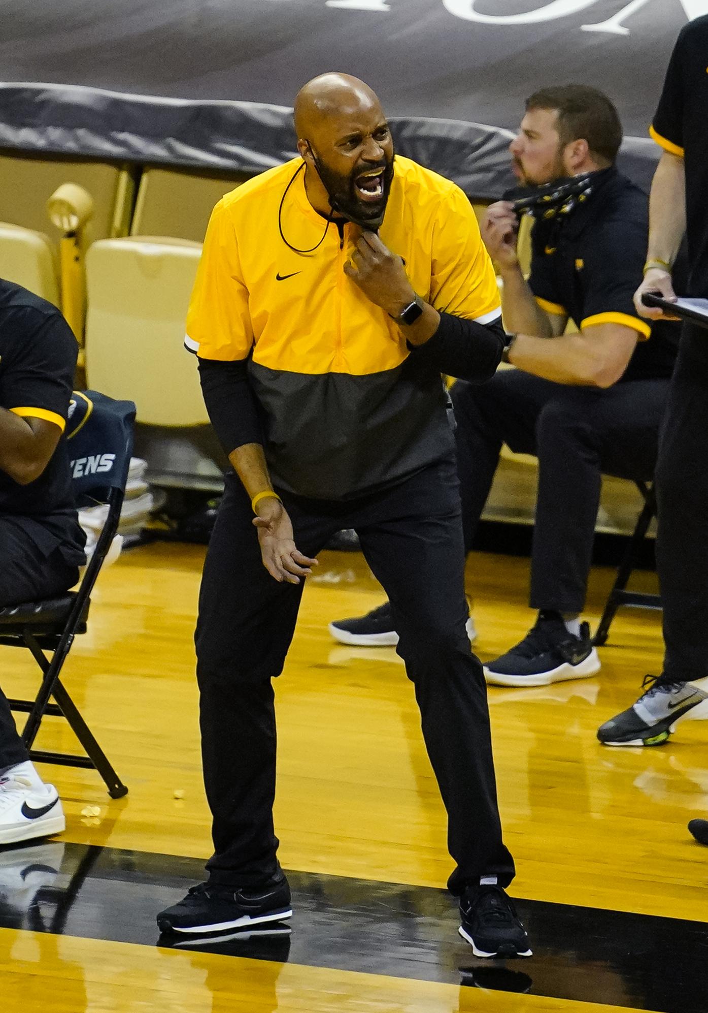NCAA Basketball: Mississippi at Missouri