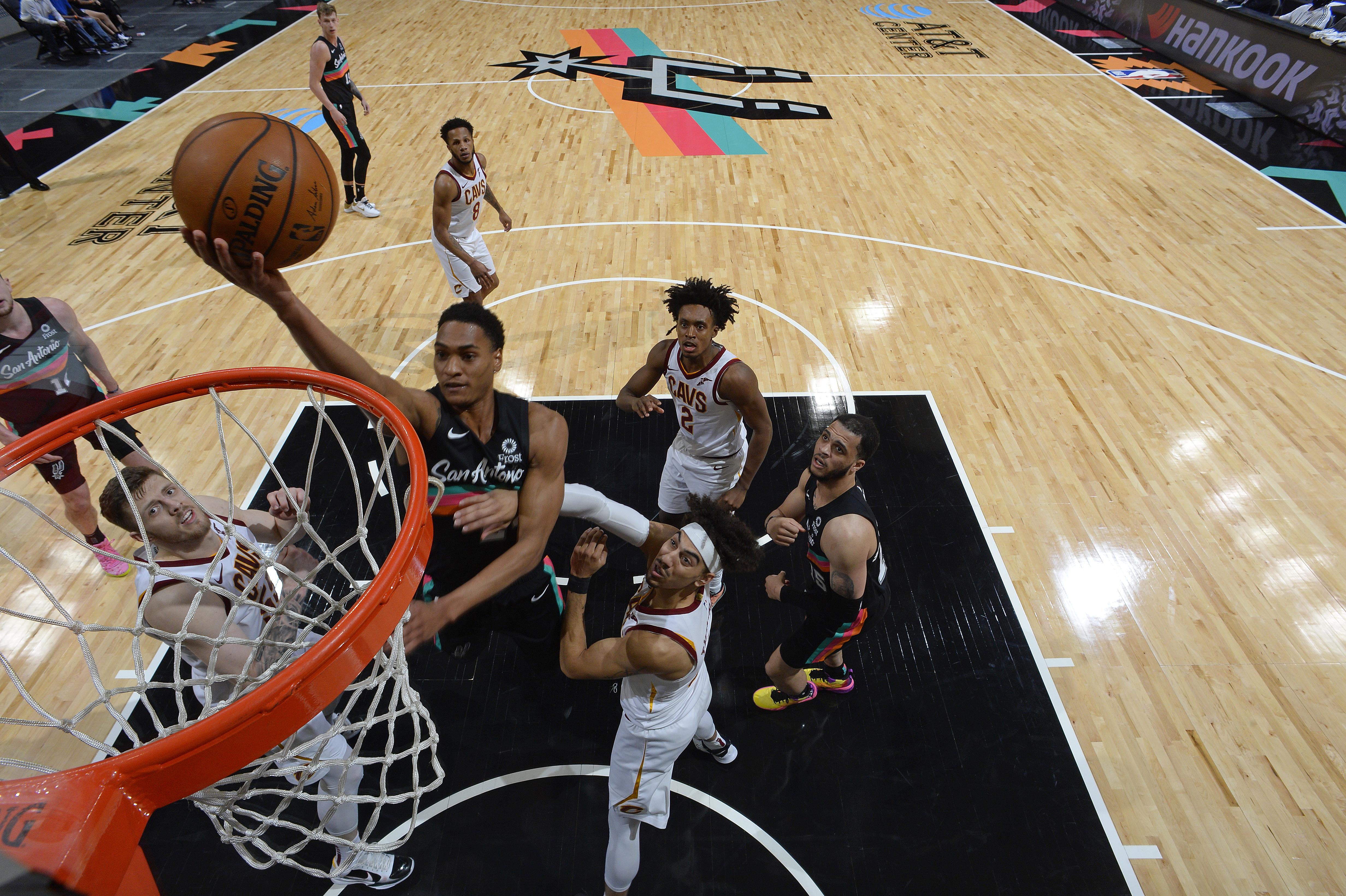 Cleveland Cavaliers v San Antonio Spurs