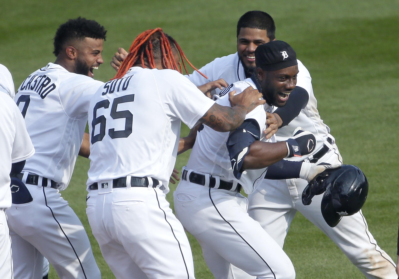Minnesota Twins v Detroit Tigers