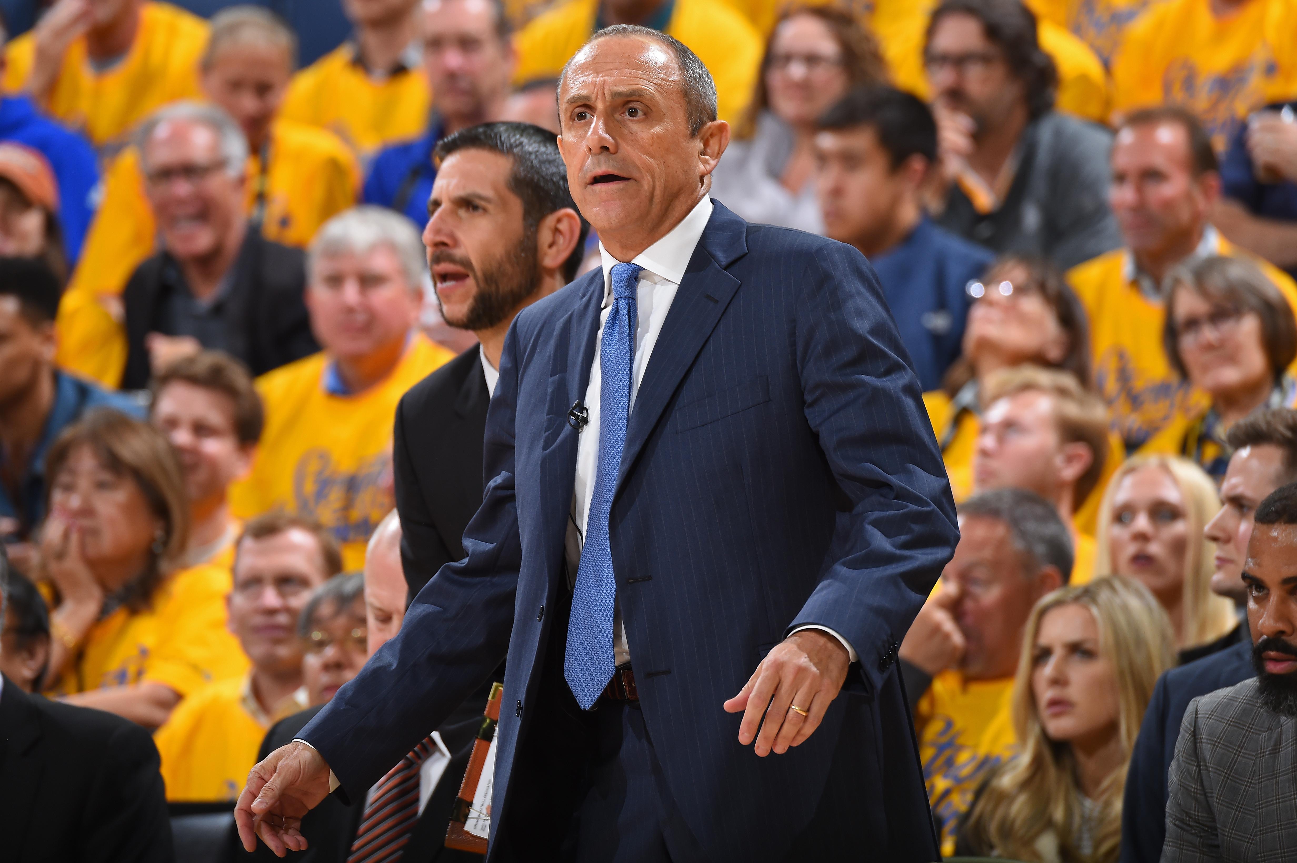 San Antonio Spurs v Golden State Warriors - Game Five