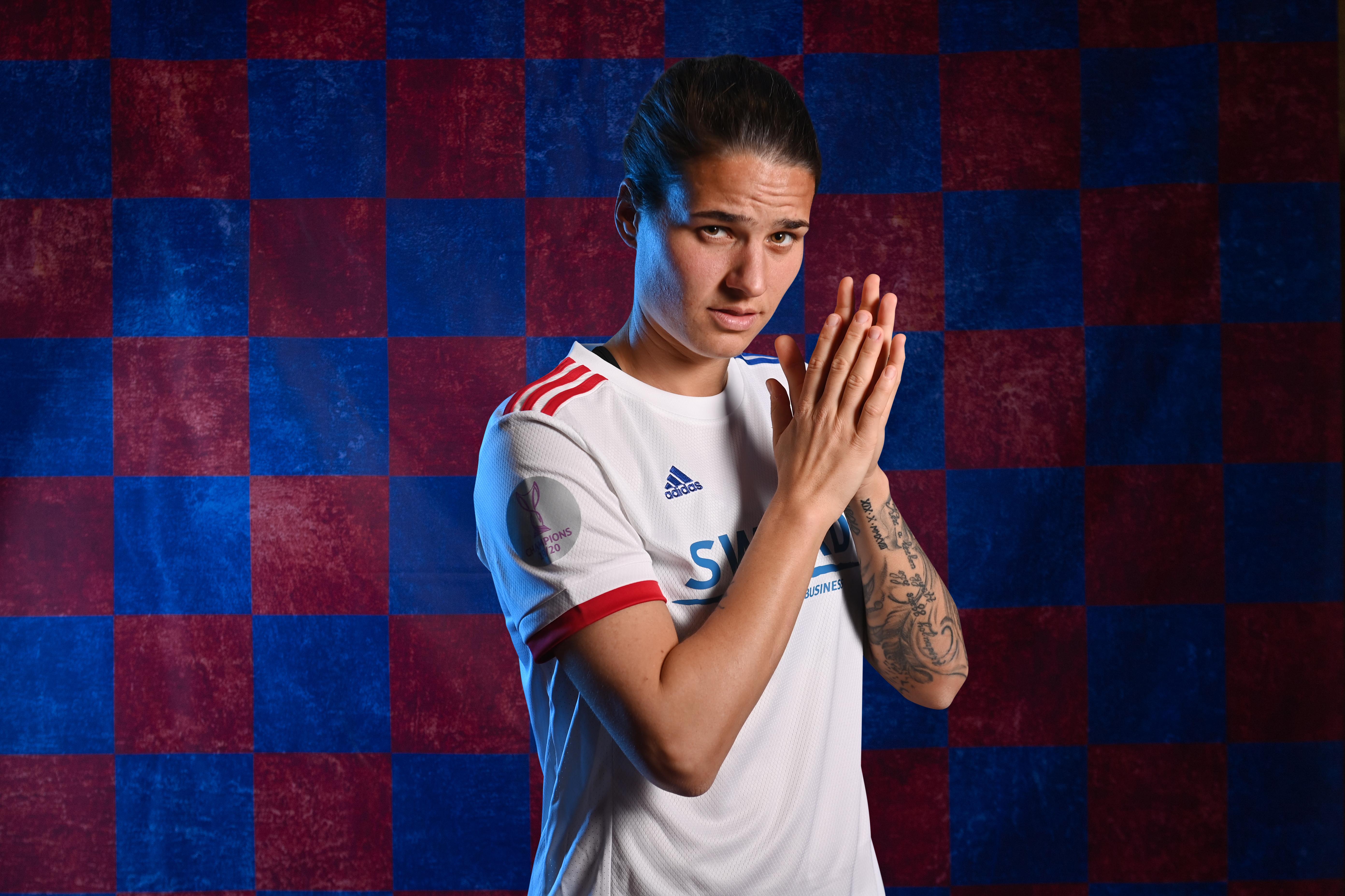 Olympique Lyonnais: UEFA Women's Champions League Portraits